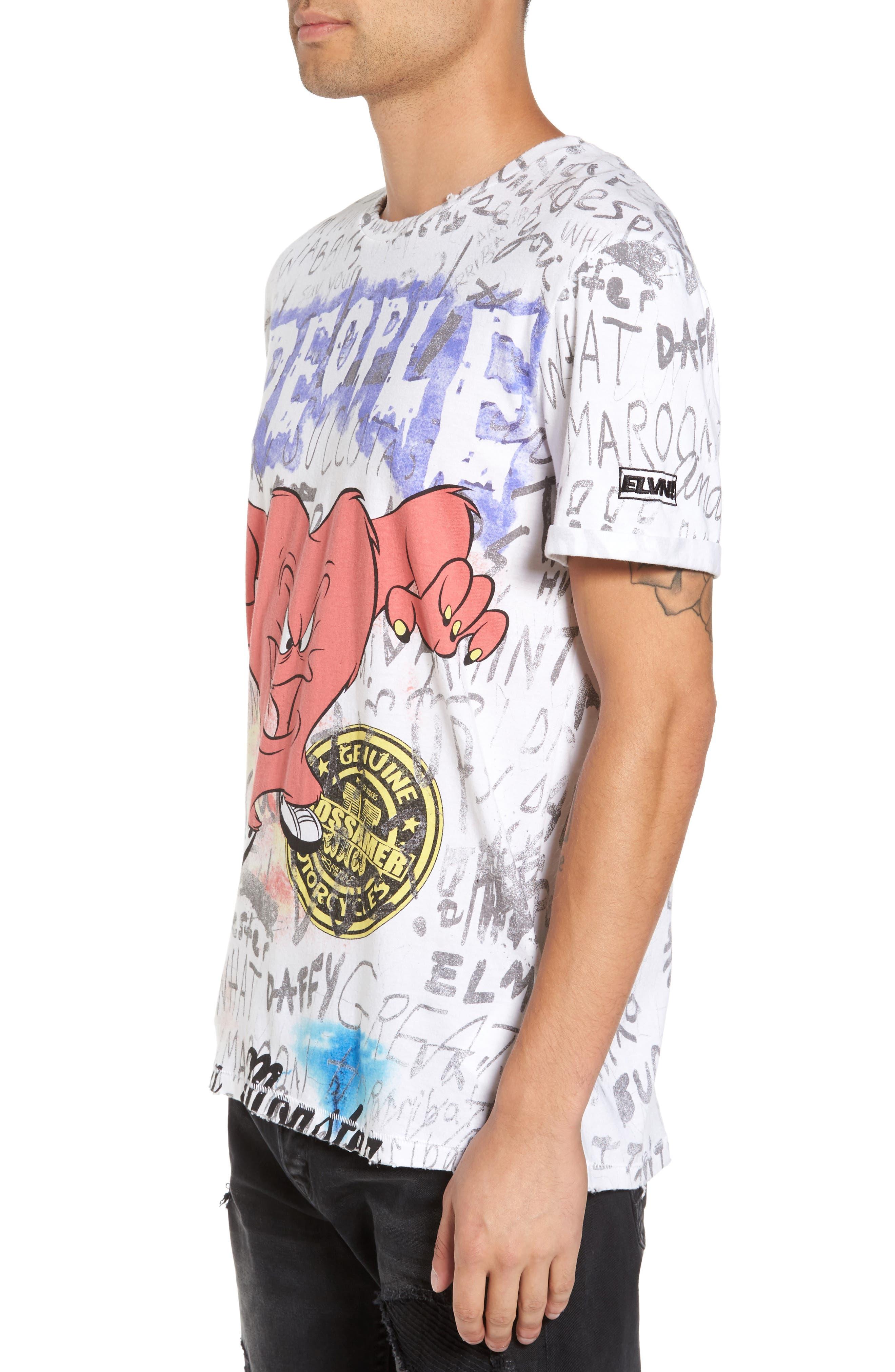 Alternate Image 3  - ELEVENPARIS Doomer T-Shirt