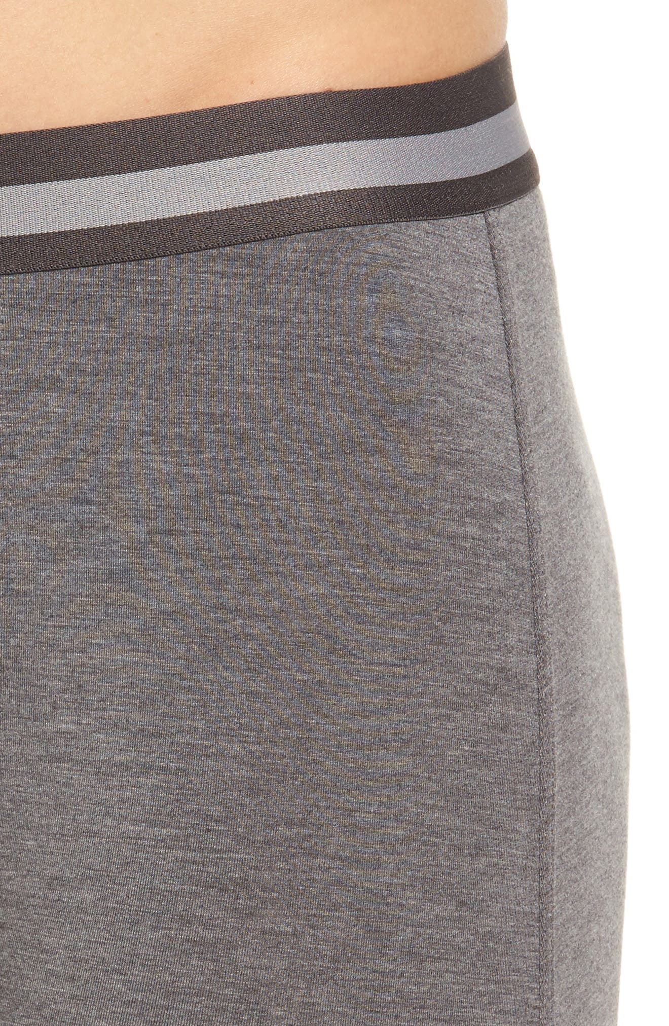 Thermal Long Johns,                             Alternate thumbnail 4, color,                             Charcoal