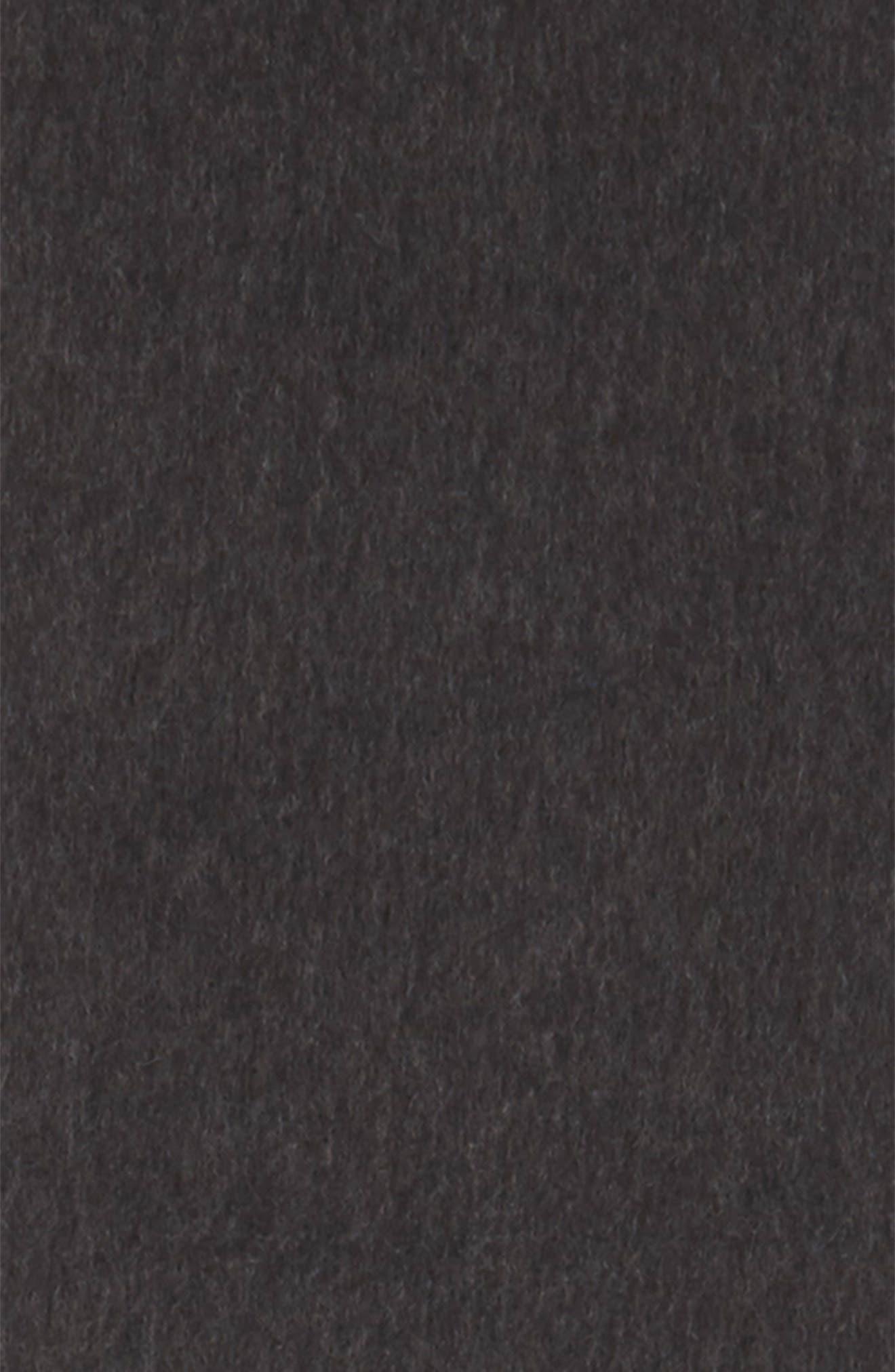 Alternate Image 3  - Nordstrom Men's Shop Lambswool Scarf