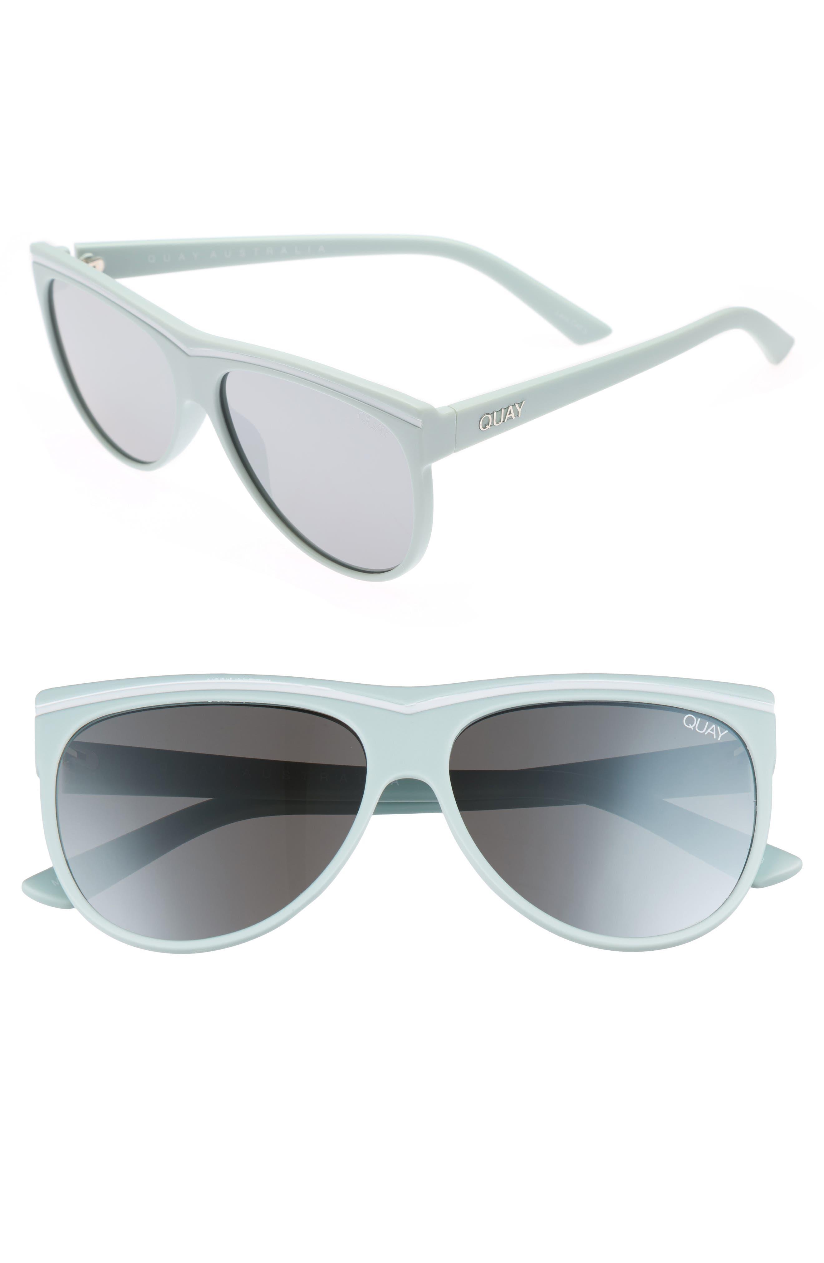 Quay Australia Hollywood Nights 62mm Sunglasses