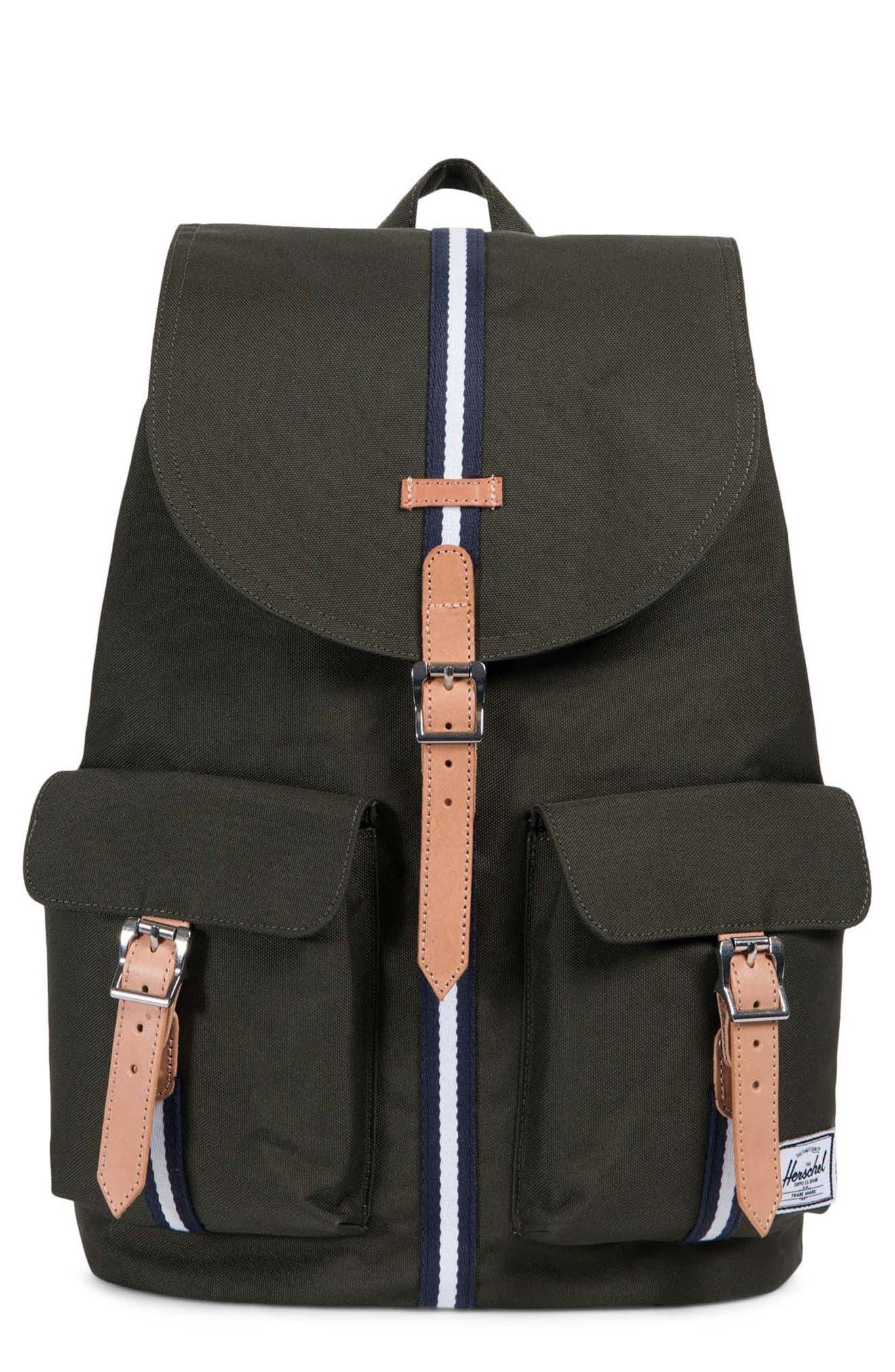Herschel Supply Co. Dawson Offset Stripe Backpack