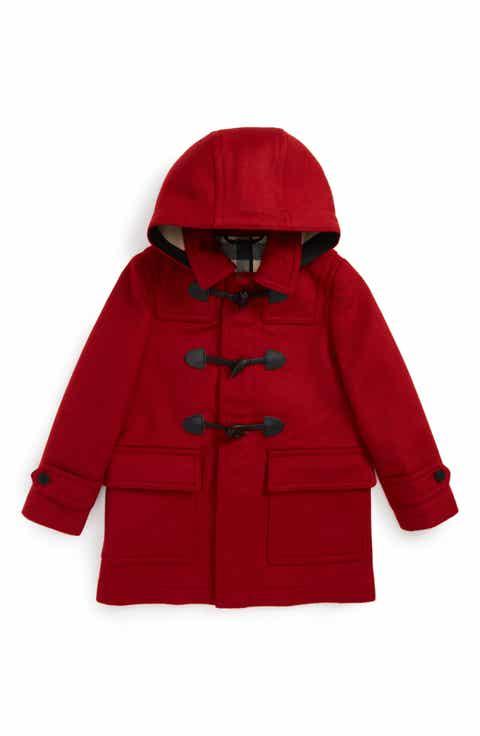 Boys' Coats & Jackets Designer Clothes: Shirts, Pants & Coats ...