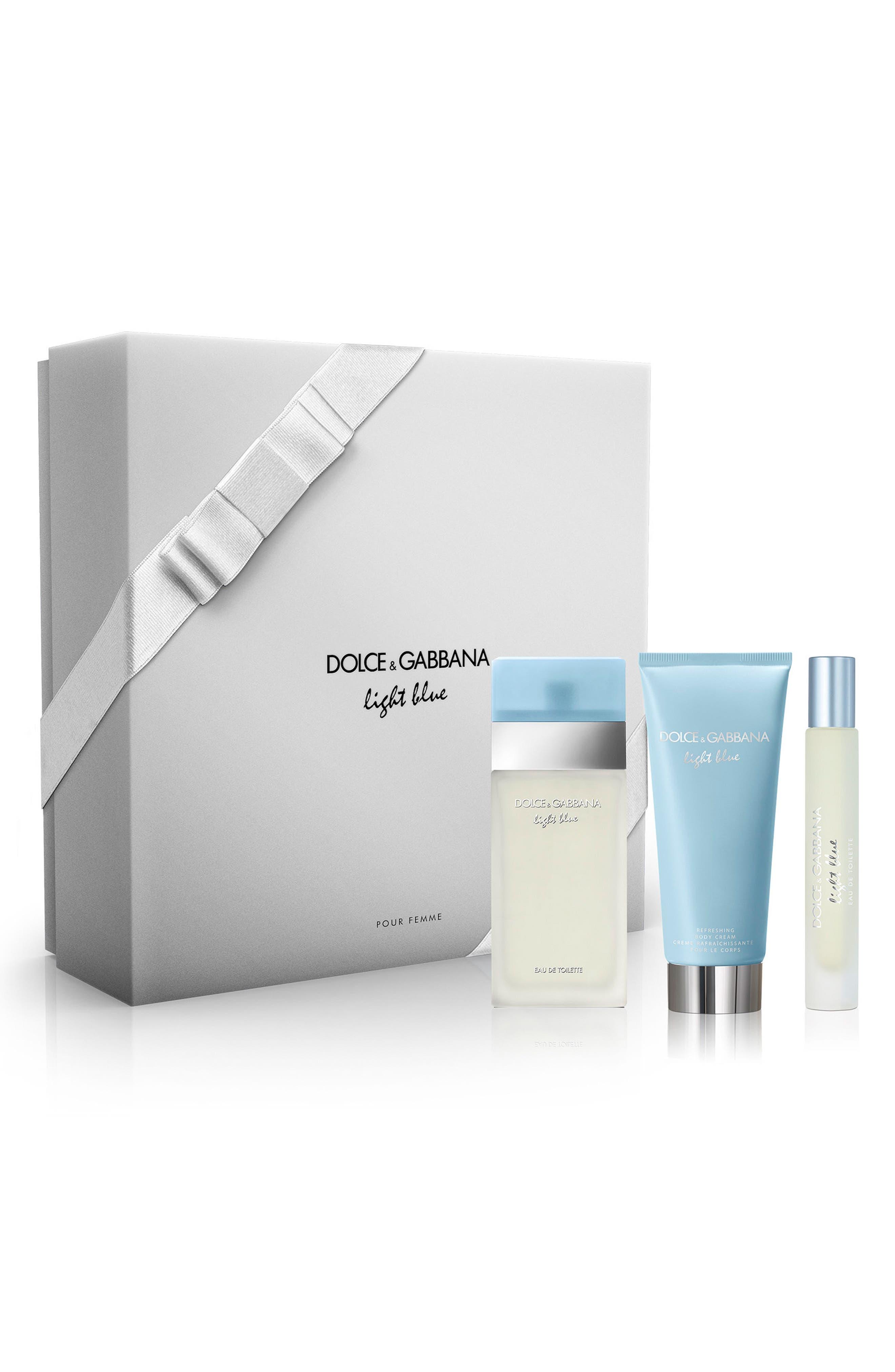 Alternate Image 1 Selected - Dolce&Gabbana Beauty Light Blue Large Set ($155 Value)