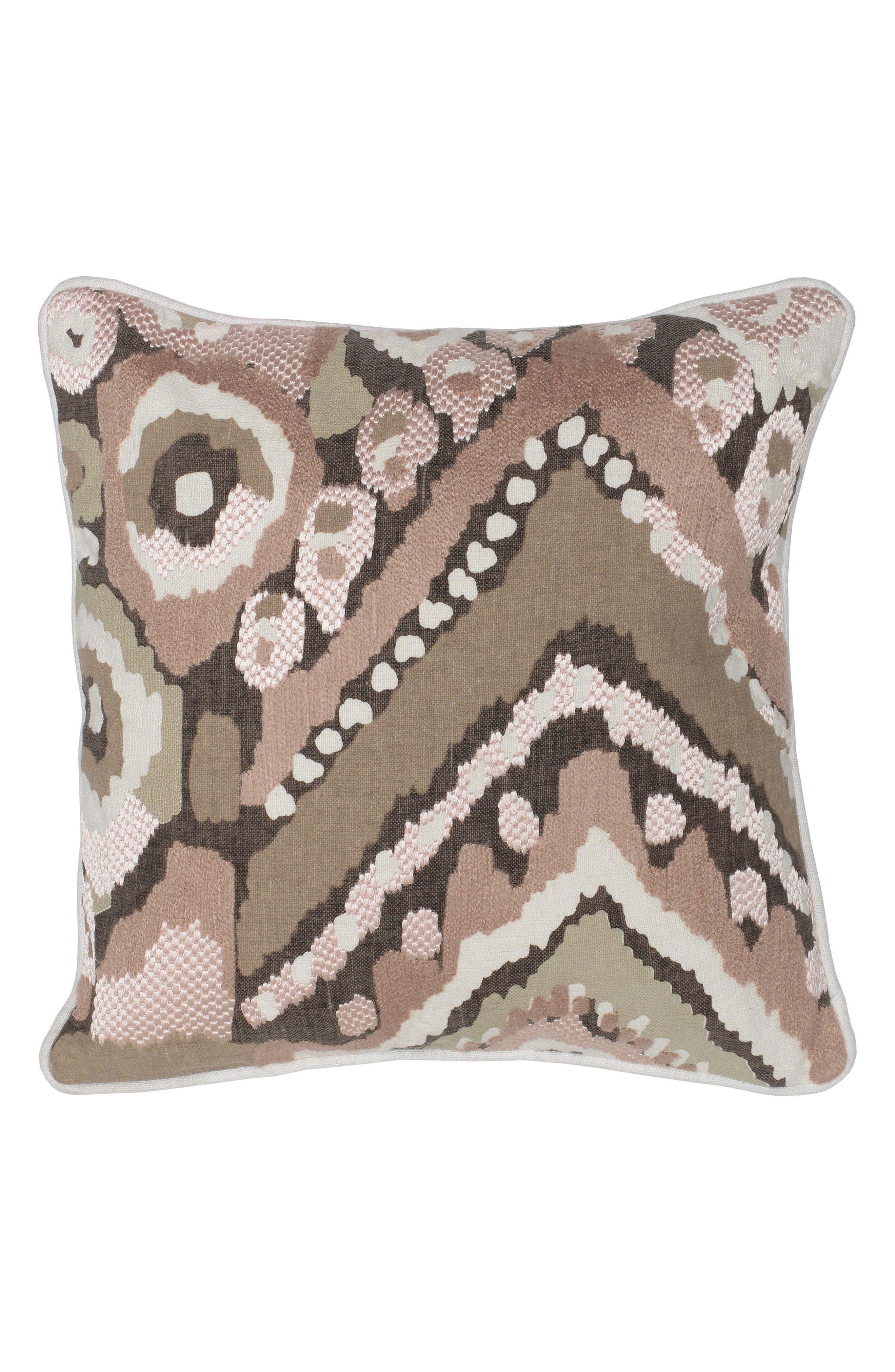 Alternate Image 1 Selected - Villa Home Collection Cece Pillow