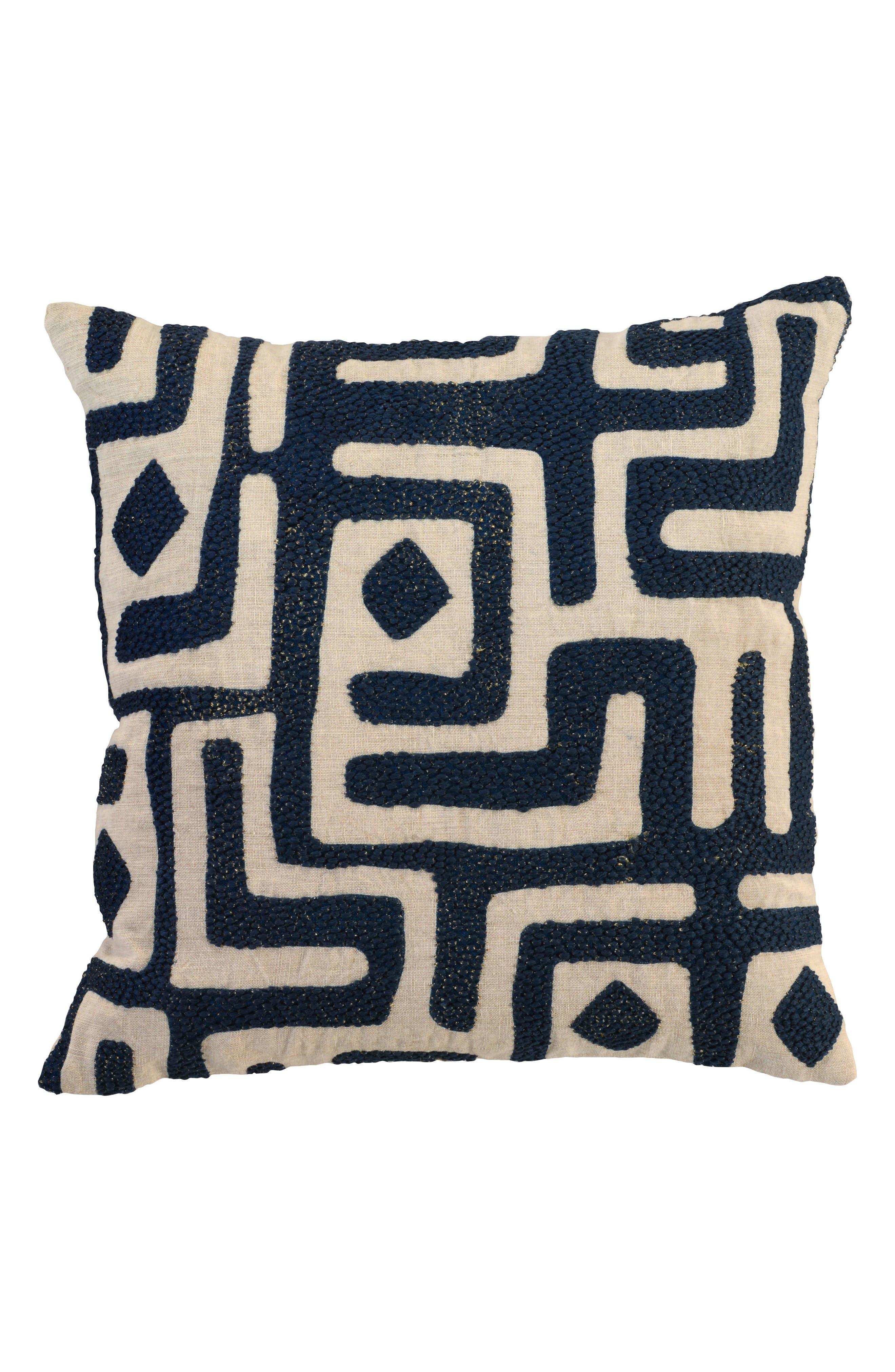 Main Image - Villa Home Collection Mavis Pillow