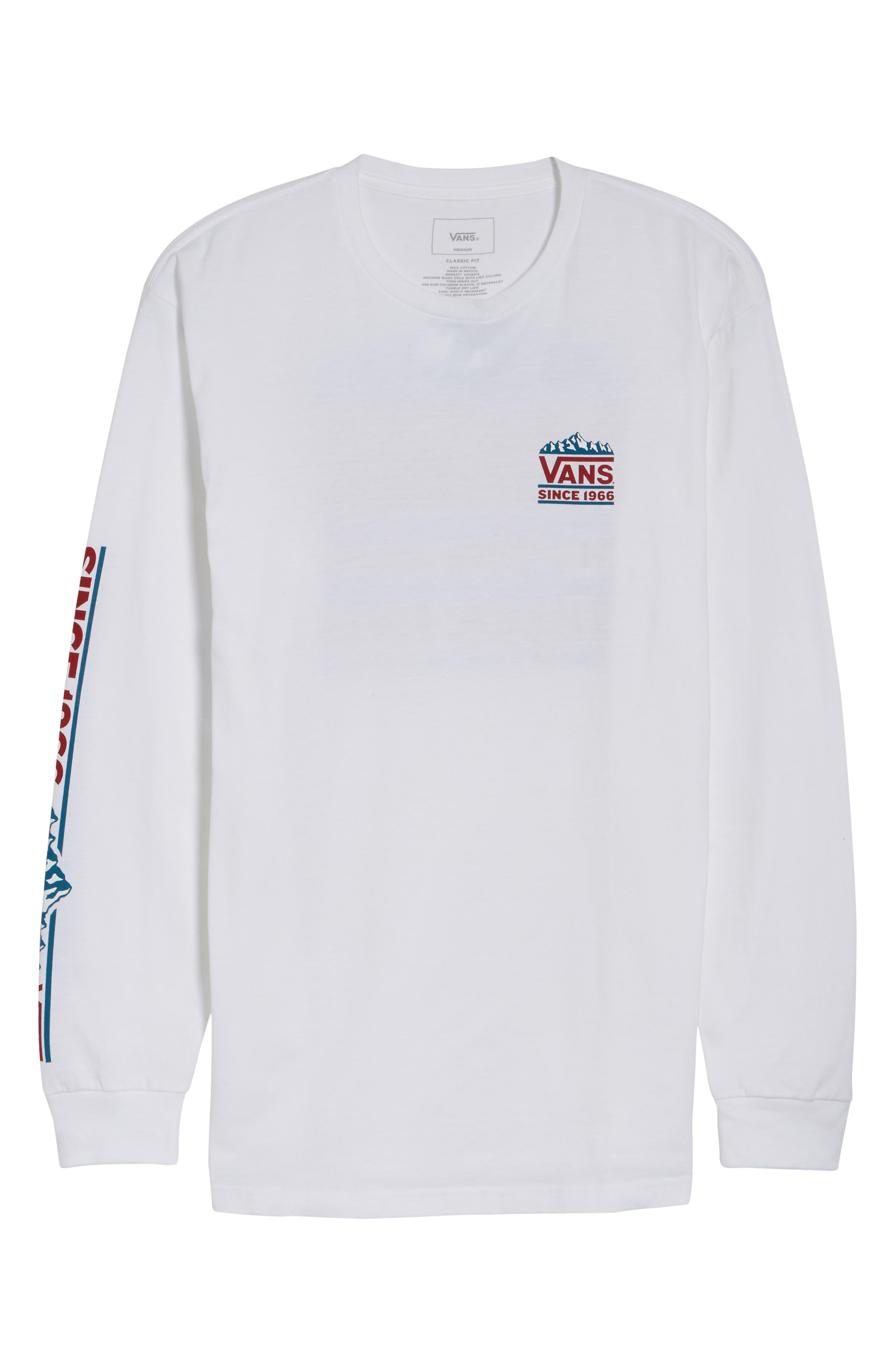 Alternate Image 6  - Vans Cliffs T-Shirt
