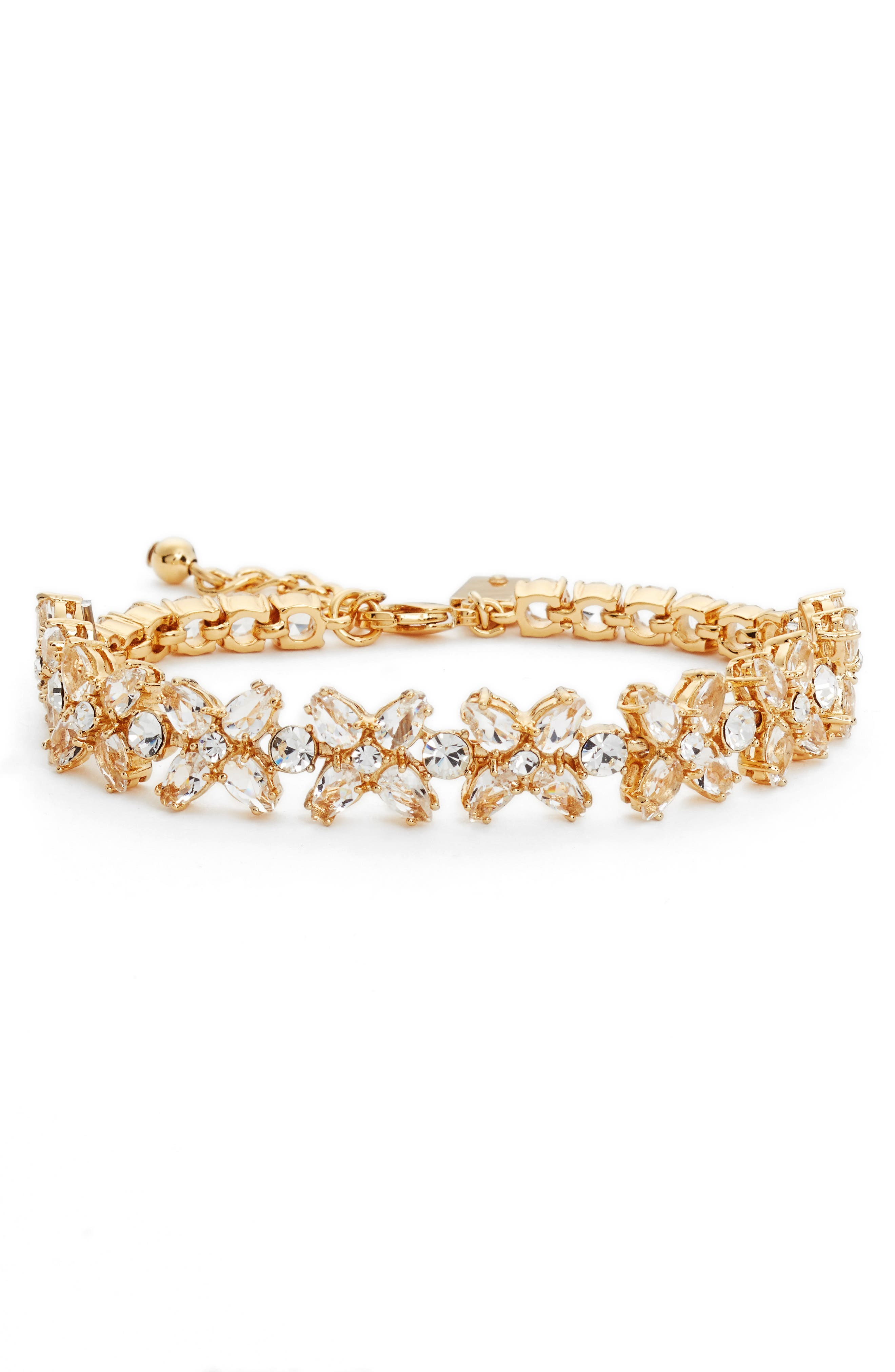 Alternate Image 1 Selected - kate spade new york take a shine bracelet