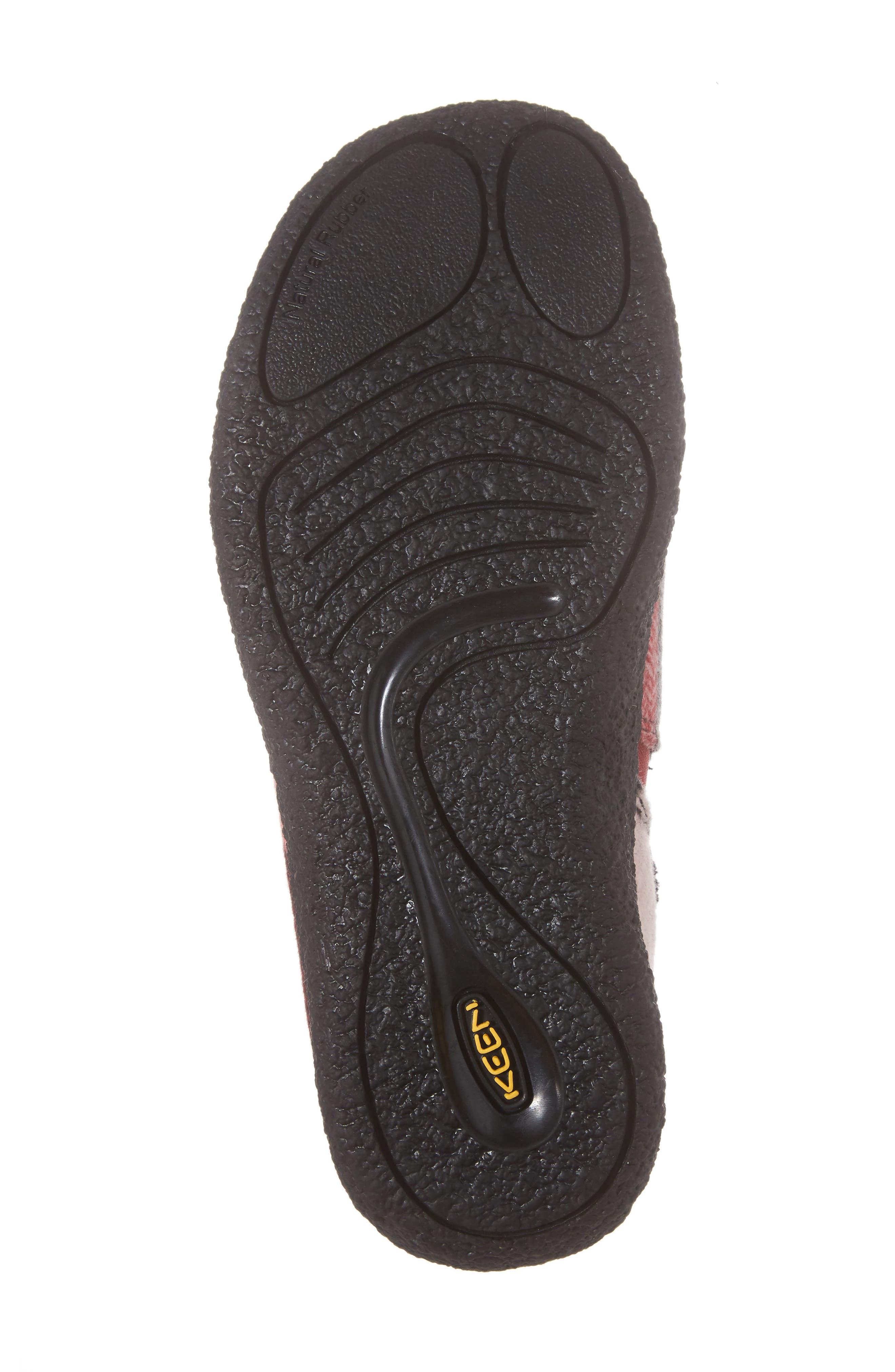 Alternate Image 6  - Keen Howser Round Toe Wool Slip-on (Women)