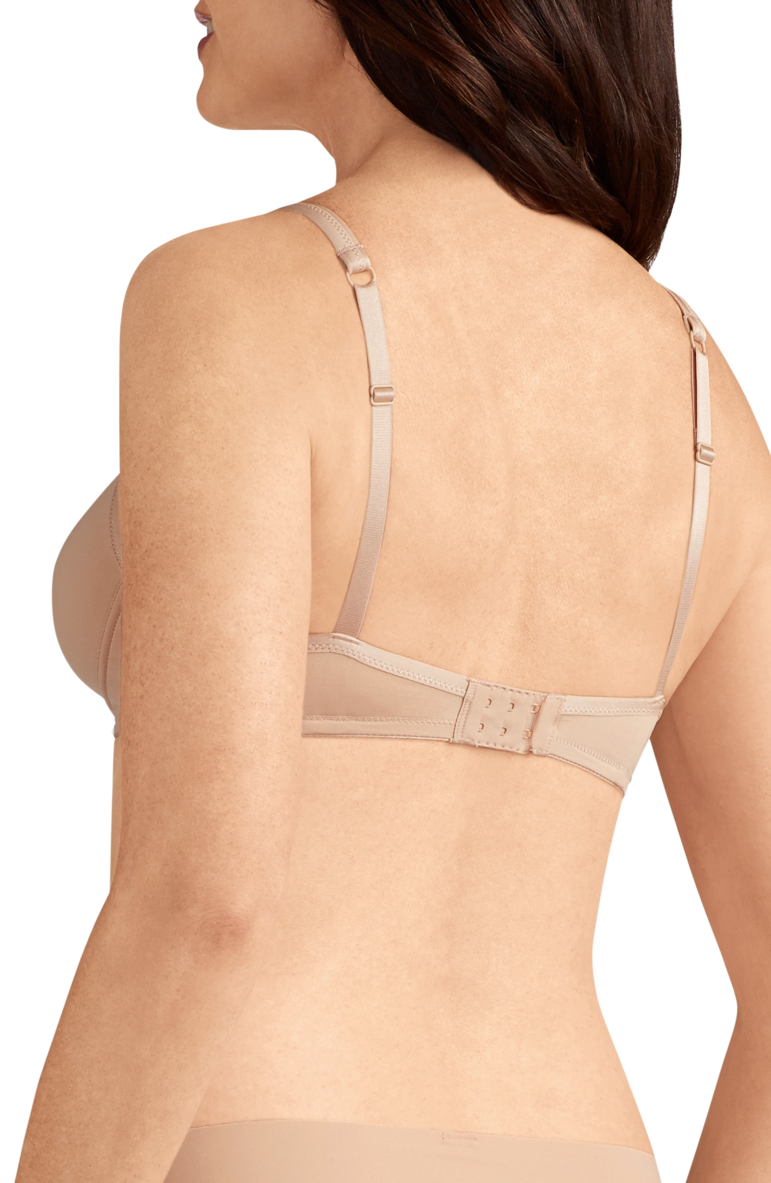 Alternate Image 2  - AMOENA 'Lara' Soft Cup Bra