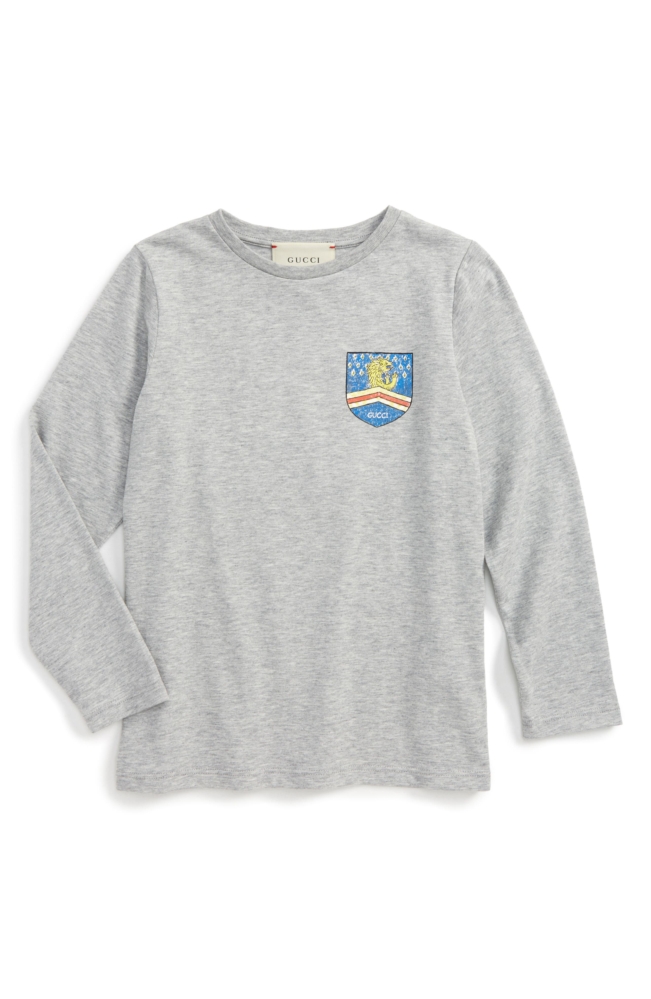 Gucci Graphic Print T-Shirt (Little Boys & Big Boys)