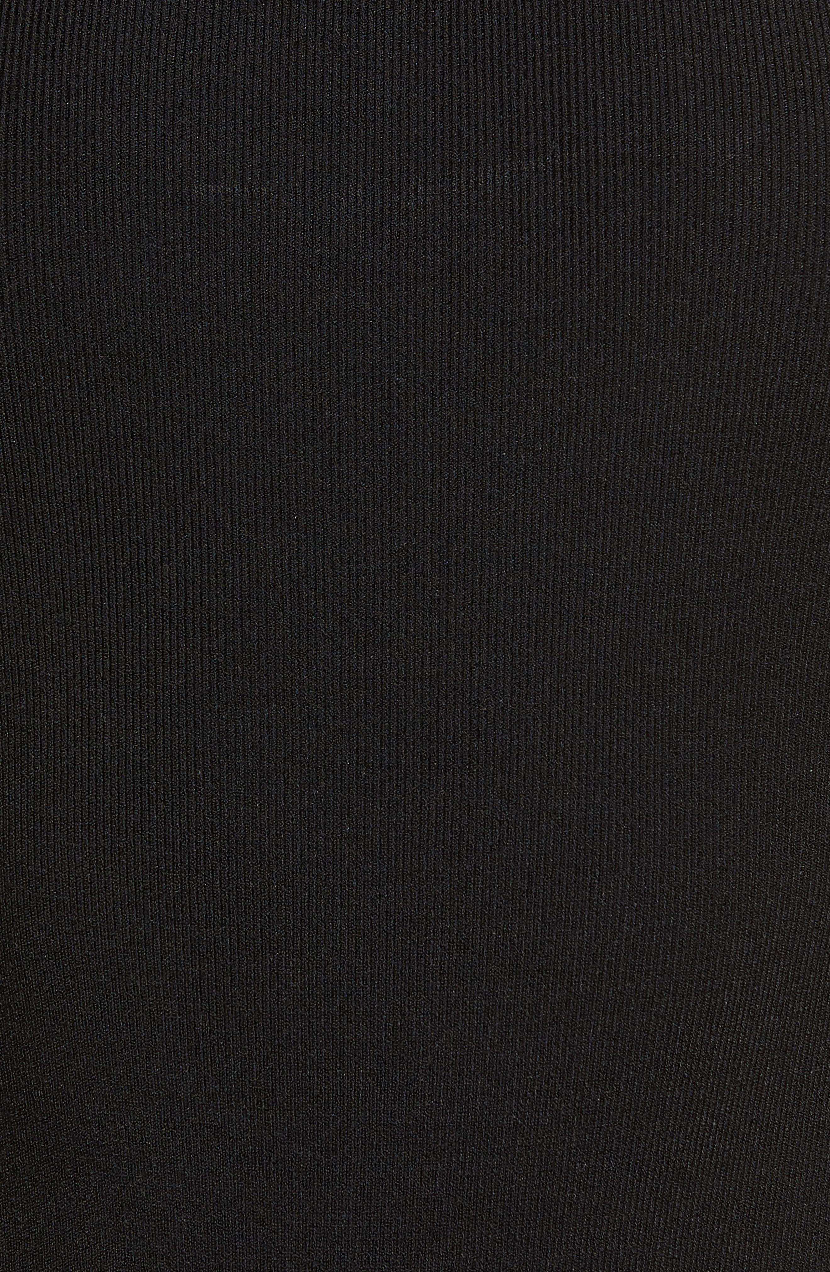 Alternate Image 5  - Lewit Rib Tank Bodysuit