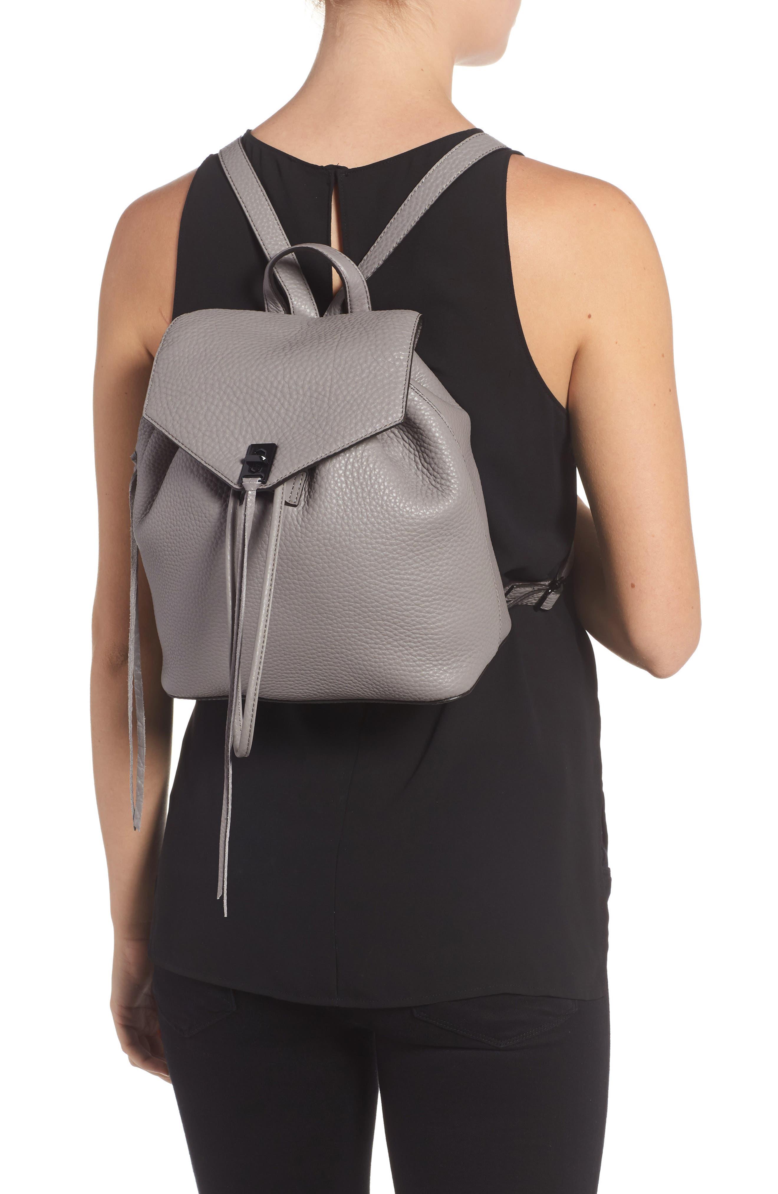 Alternate Image 2  - Rebecca Minkoff Medium Darren Leather Backpack