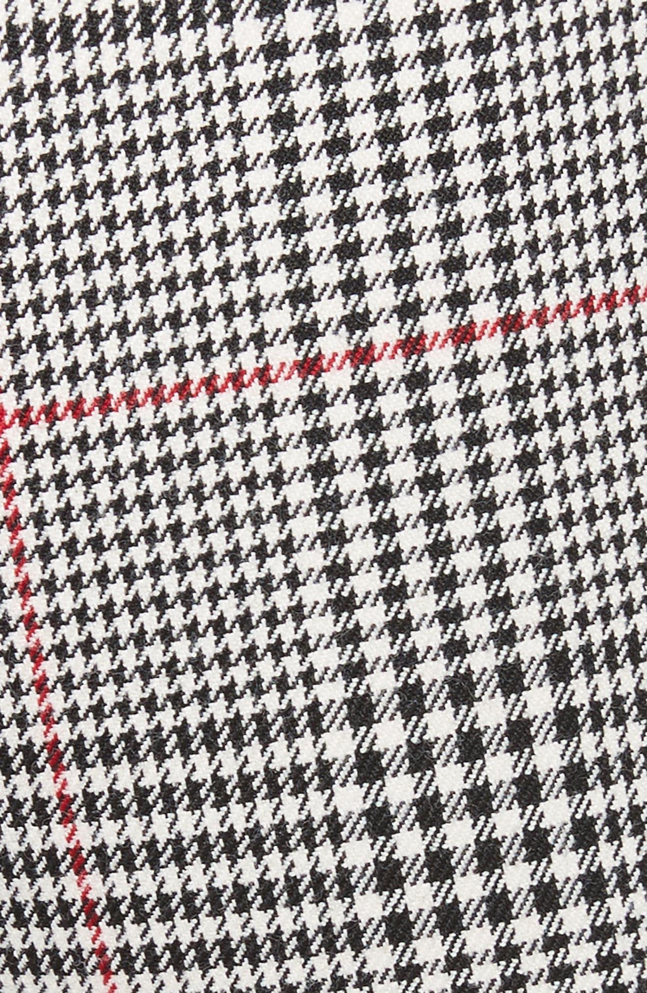 Farrow Pants,                             Alternate thumbnail 5, color,                             White/ Black/ Red