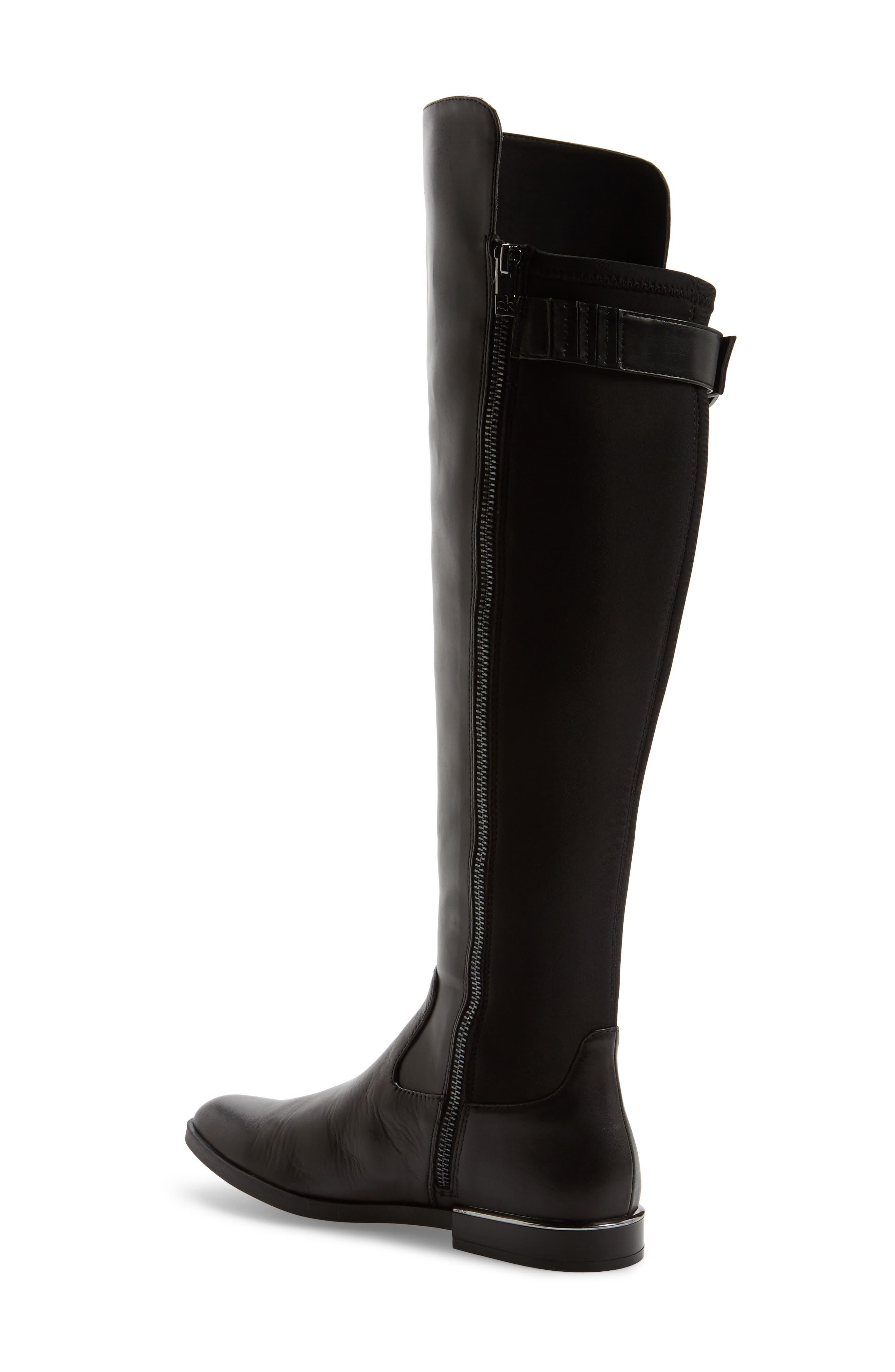 Alternate Image 2  - Calvin Klein Priscila Over the Knee Boot (Women)