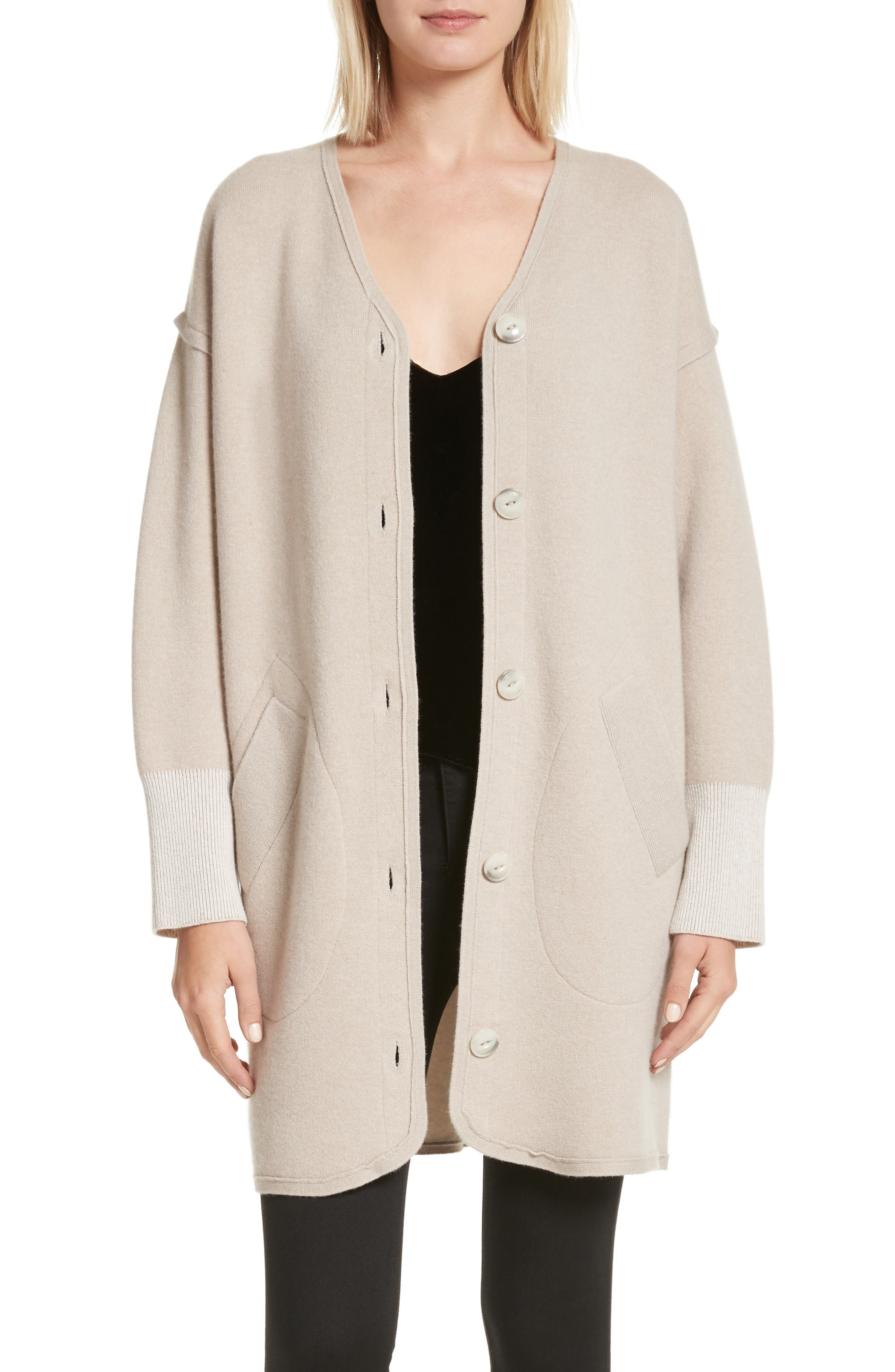 rag & bone Sutton Stretch Cashmere Cardigan