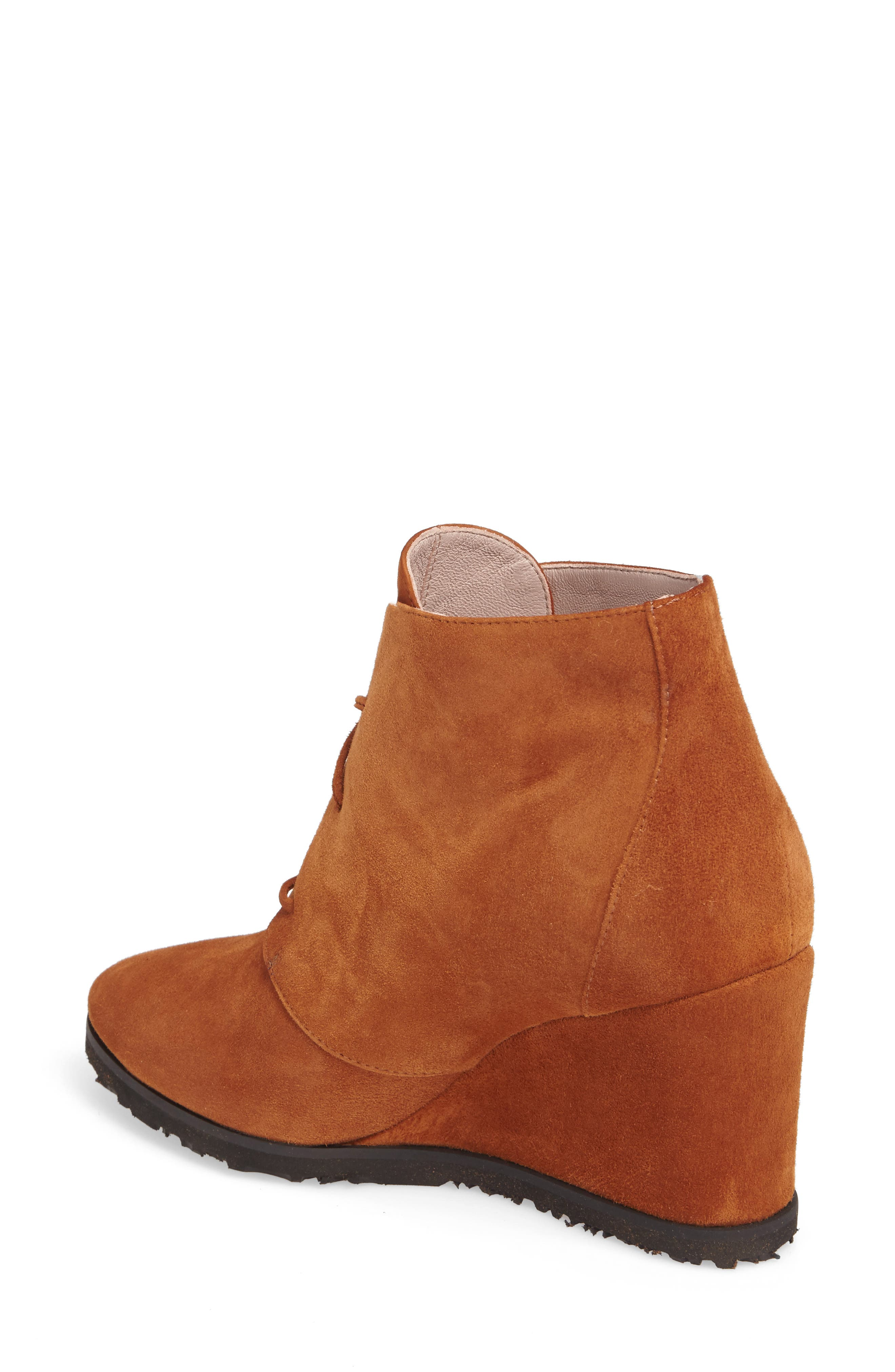 Alternate Image 2  - Taryn Rose Marta Wedge Bootie (Women)