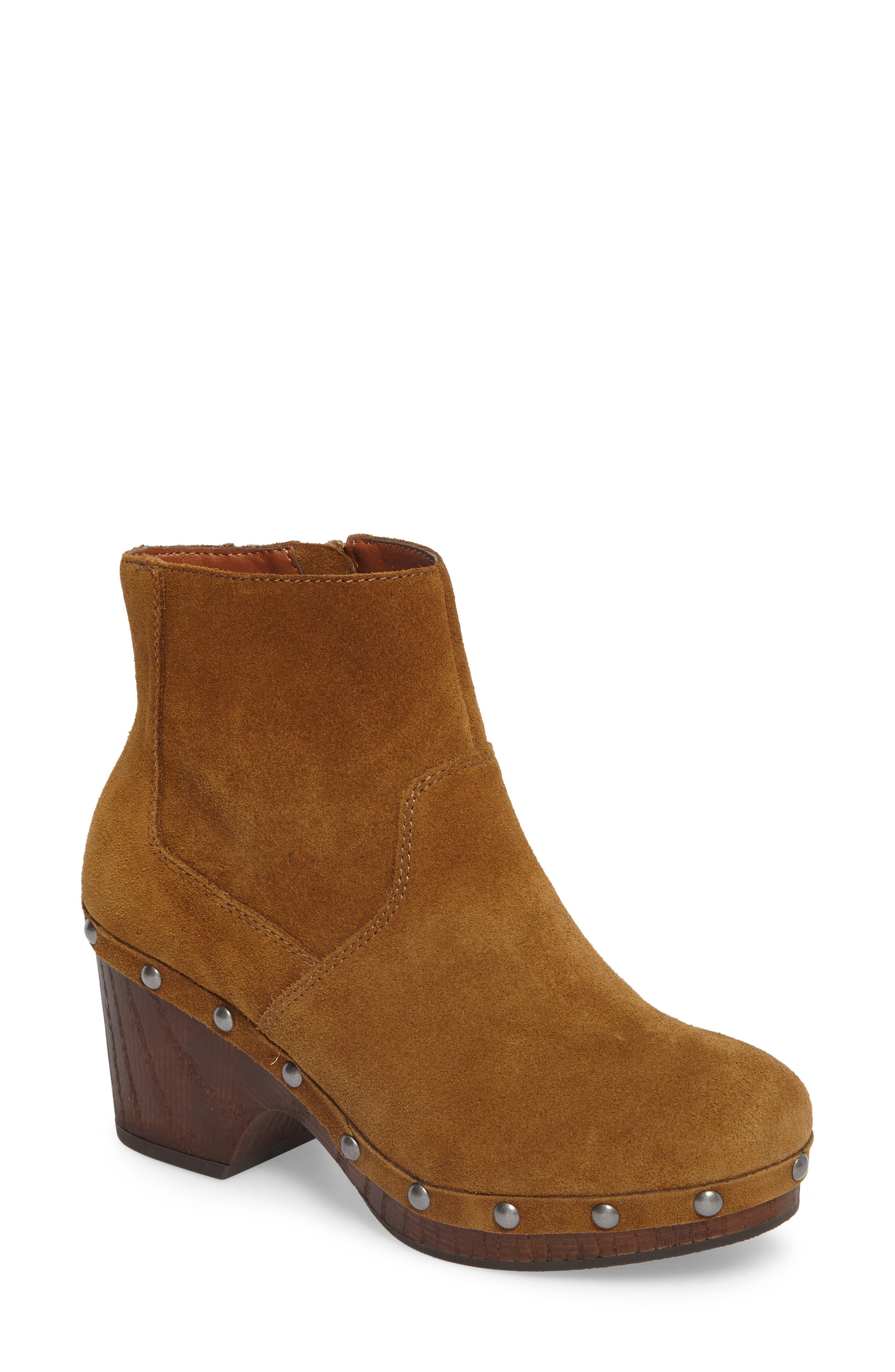 Alternate Image 1 Selected - Lucky Brand Yasamin Bootie (Women)
