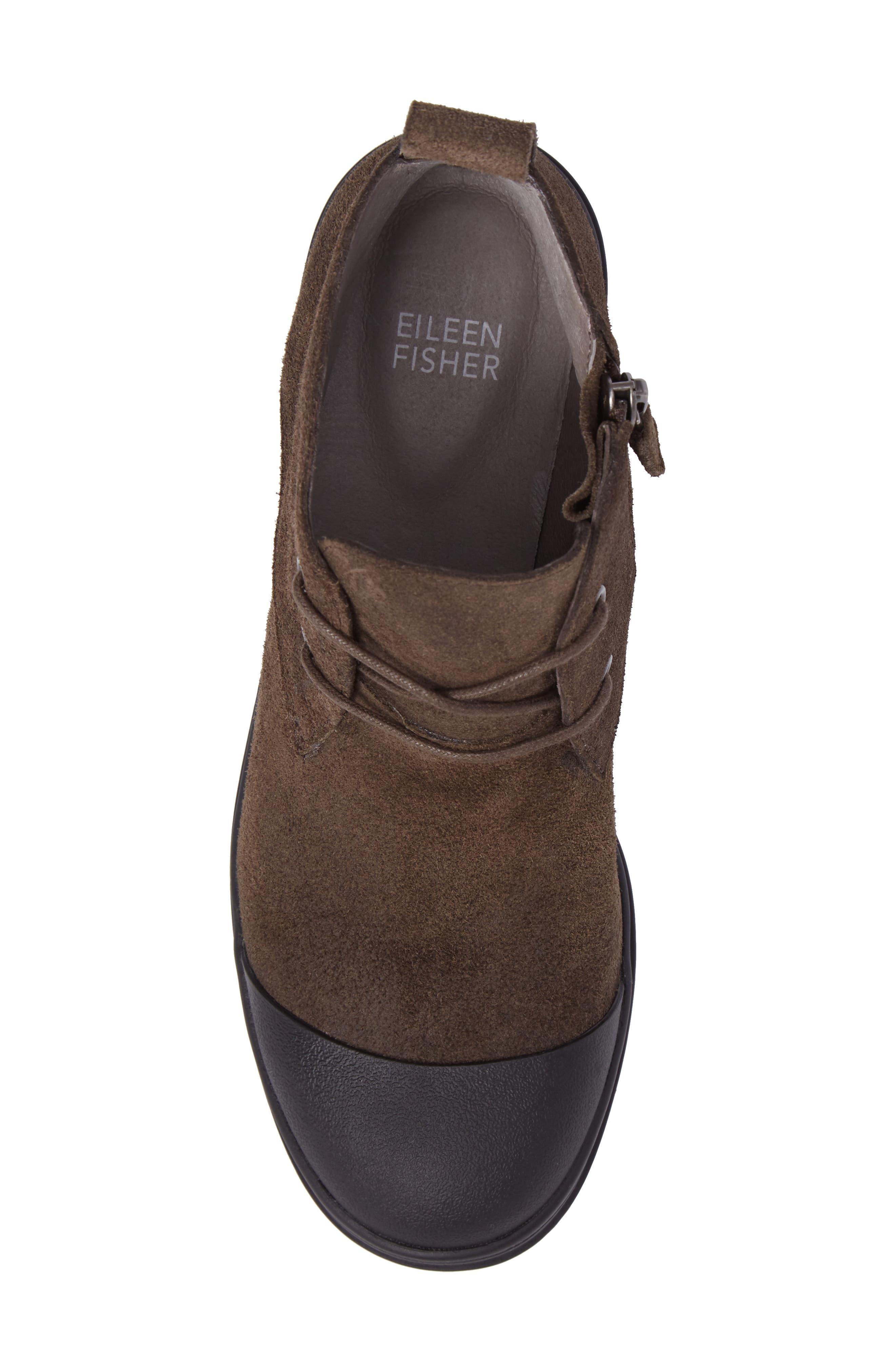 Alternate Image 5  - Eileen Fisher Reese Waterproof Bootie (Women)