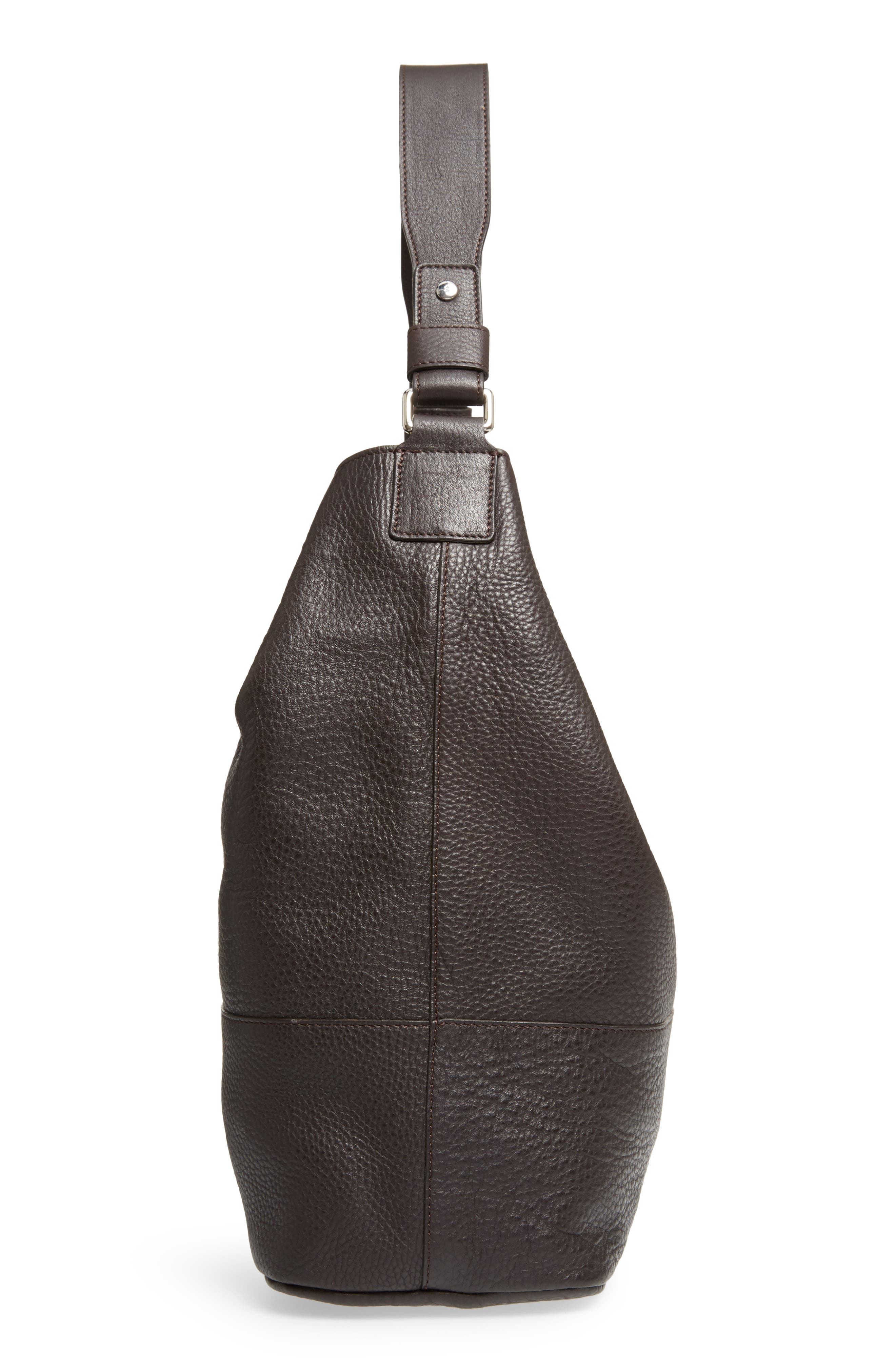 Alternate Image 3  - Shinola Relaxed Calfskin Leather Hobo Bag