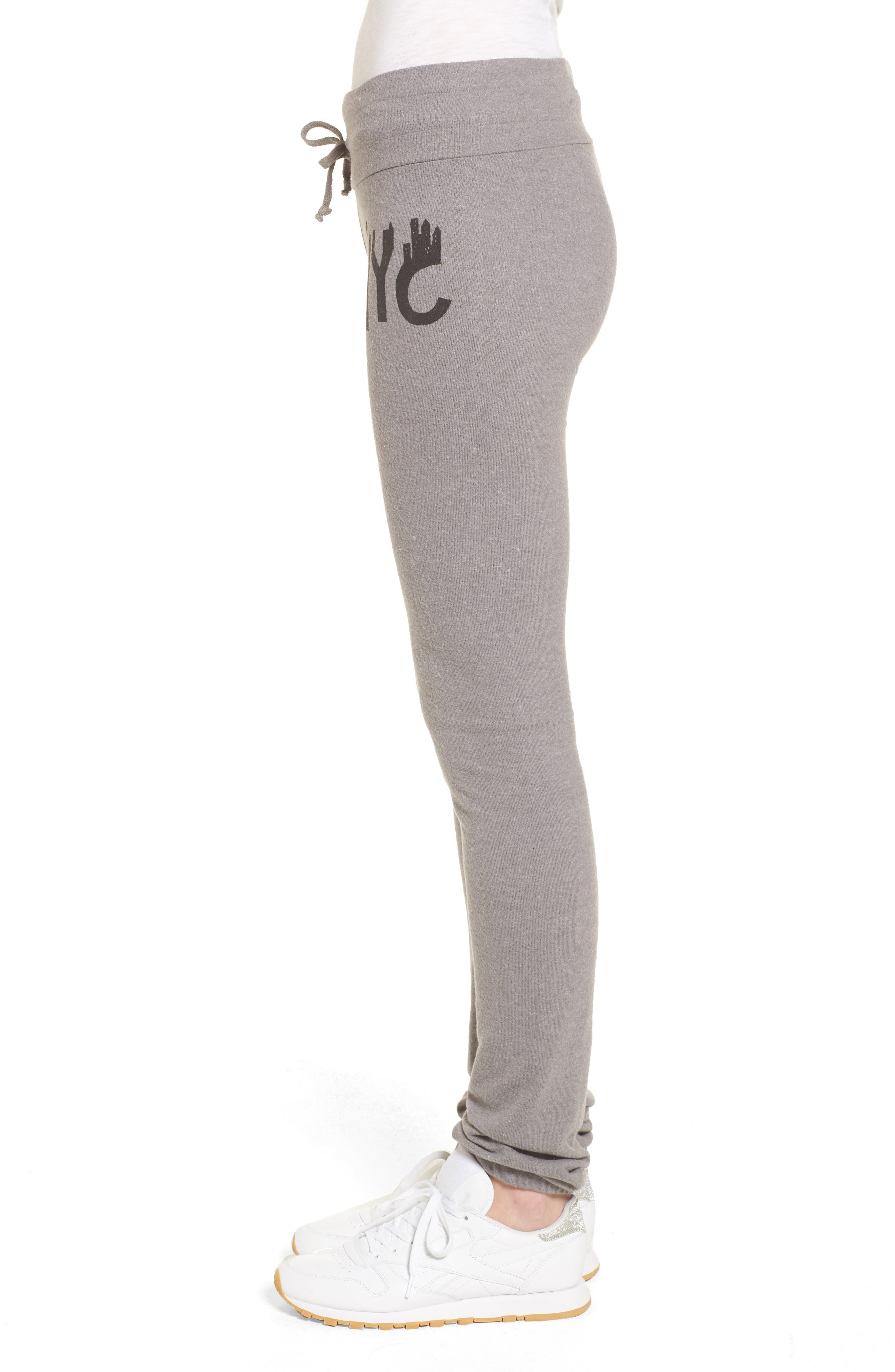 NYC Sweatpants,                             Alternate thumbnail 3, color,                             Vintage Grey