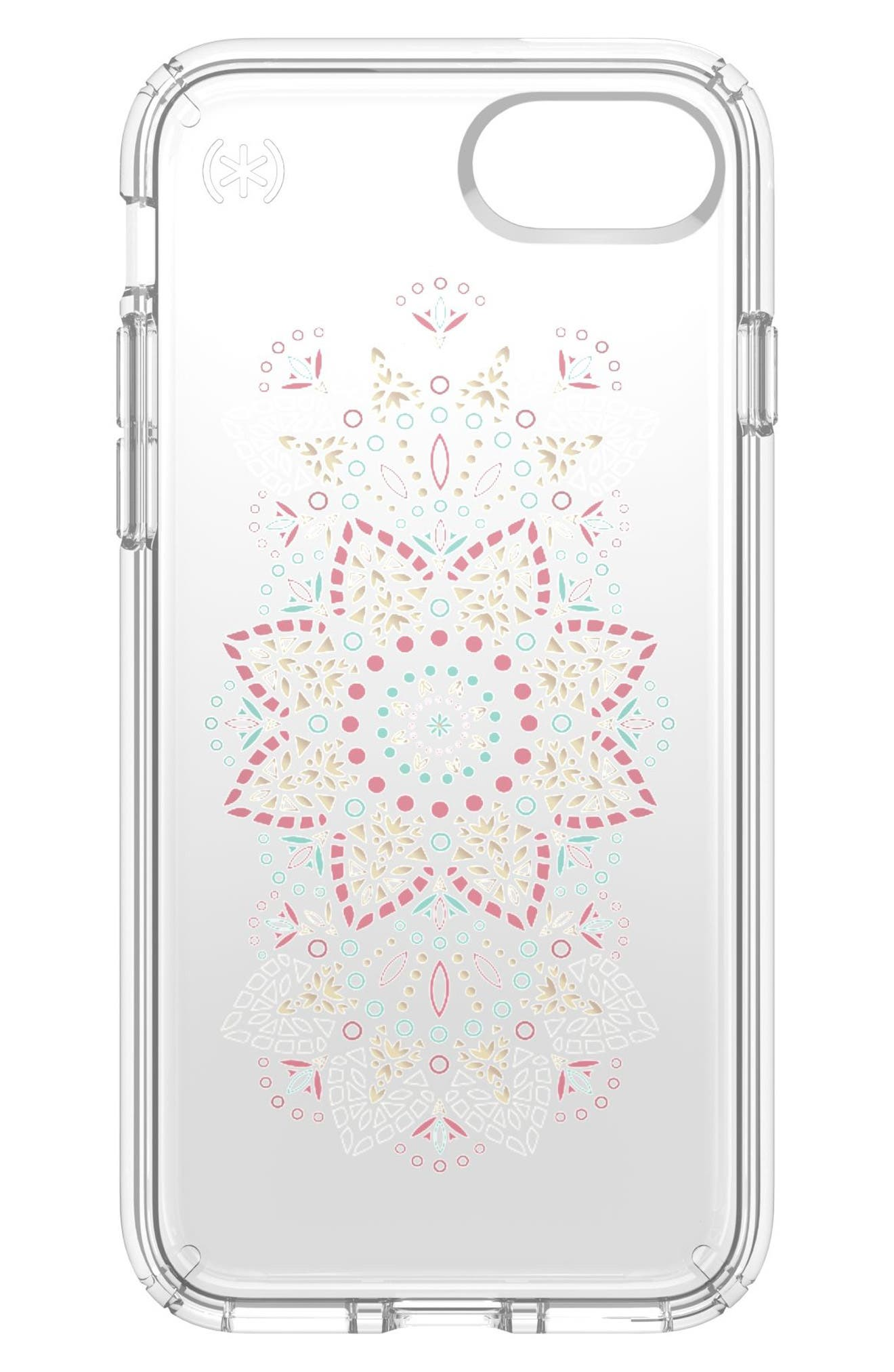 Speck Presidio Clear iPhone 6/6s/7/8 Case