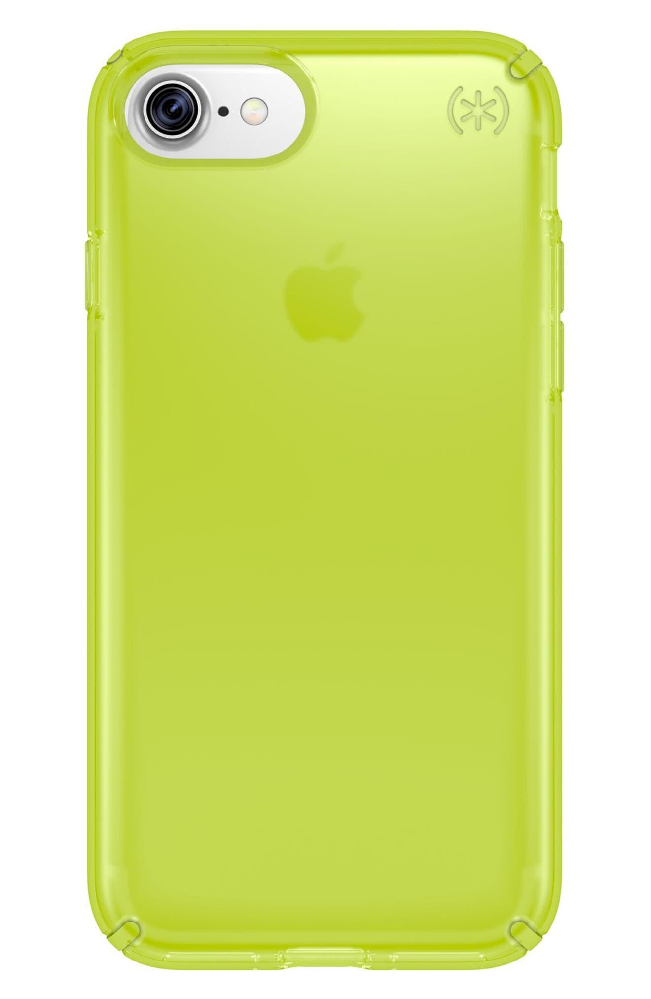 Speck Presidio Clear iPhone 6/6s/7/8 Case