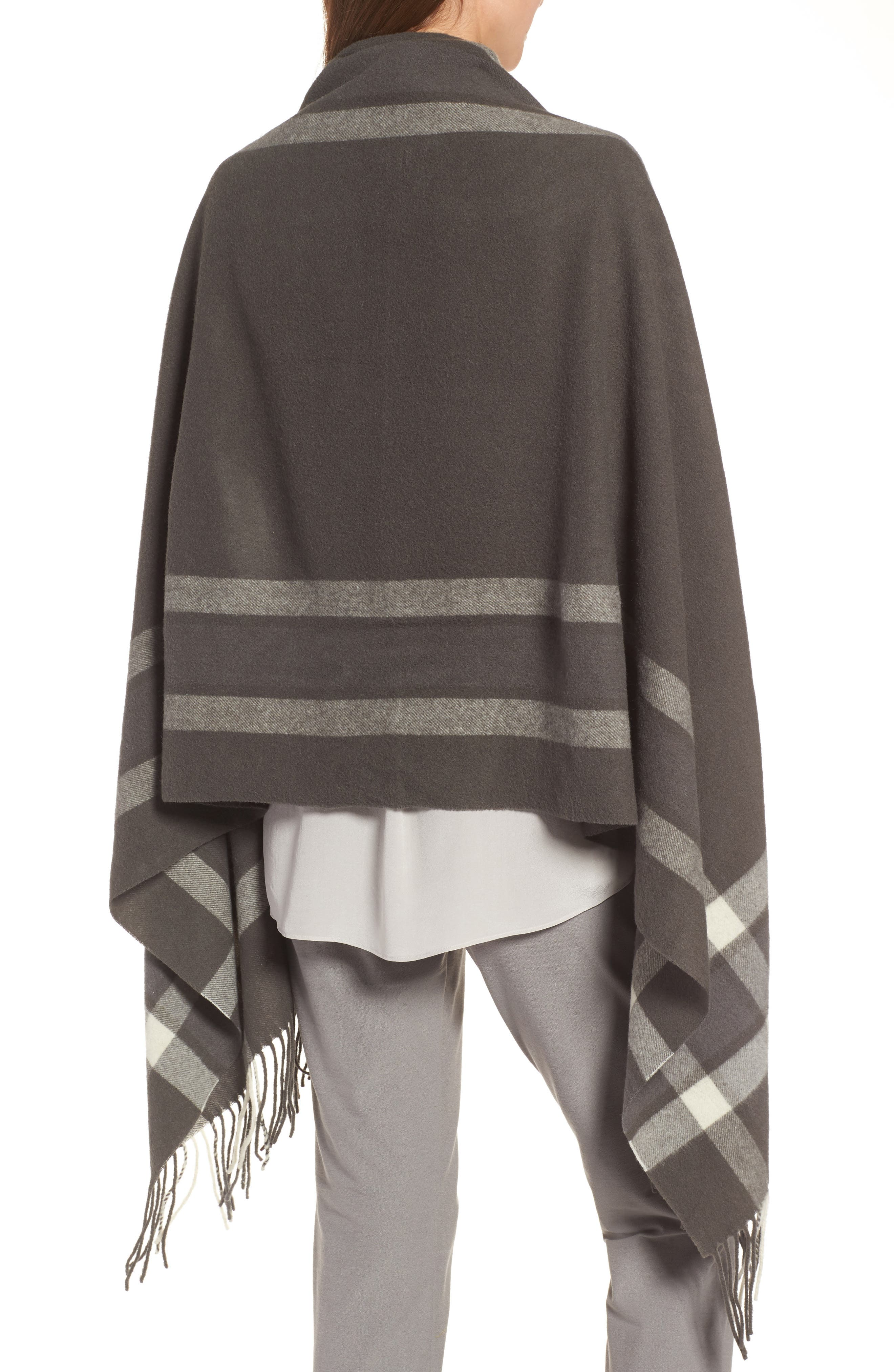 Alternate Image 2  - Eileen Fisher Wool Wrap