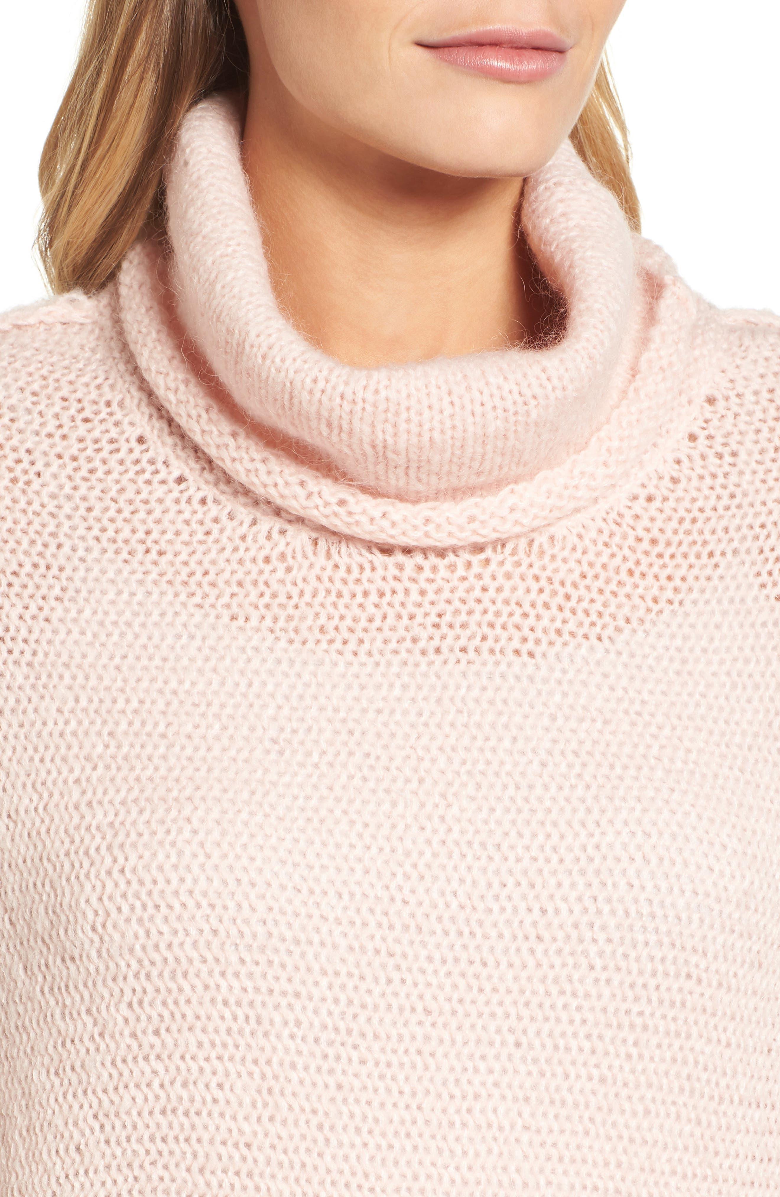 Alternate Image 4  - Caslon® Tunic Sweater