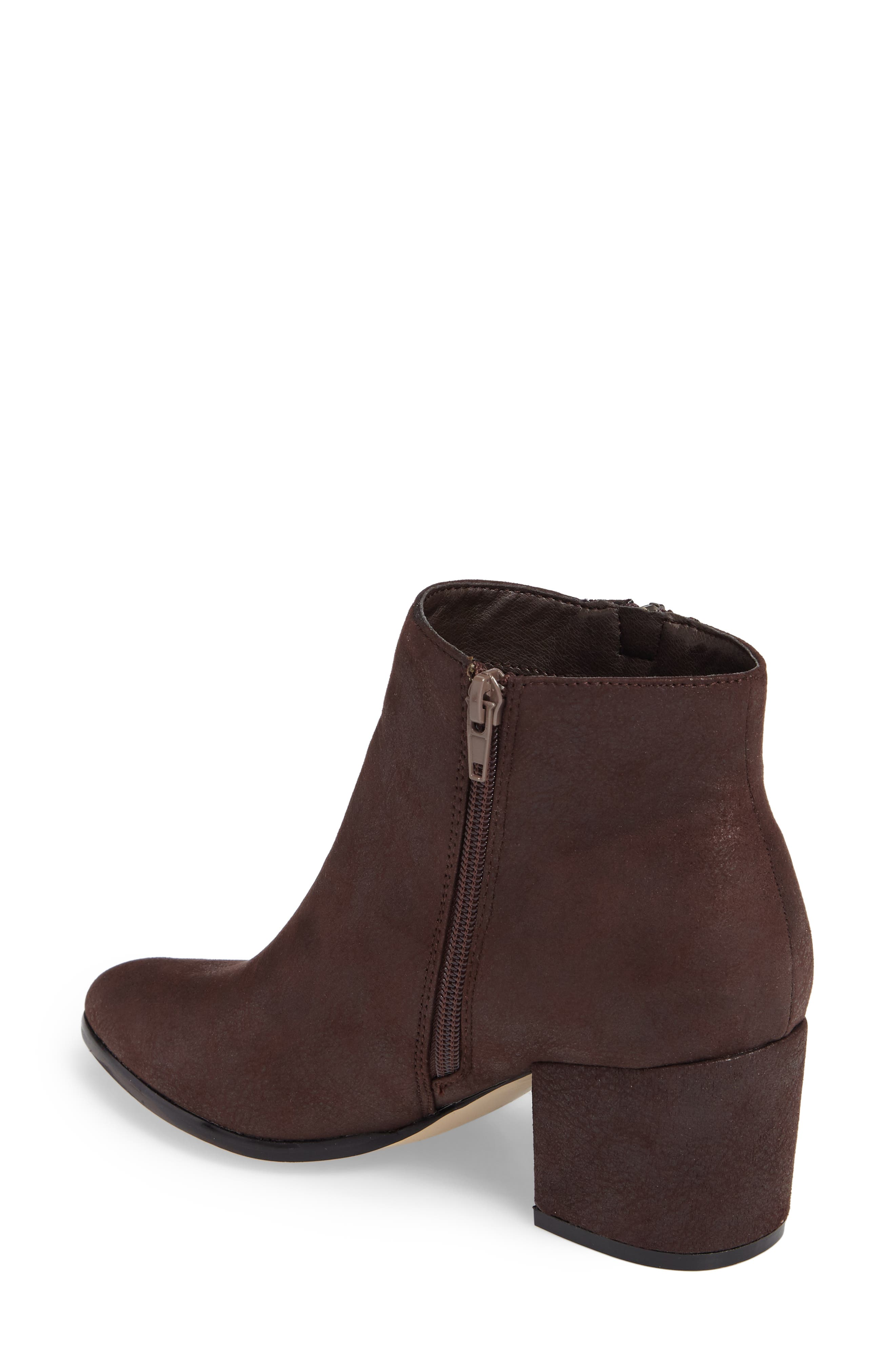 Rhythm Bootie,                             Alternate thumbnail 2, color,                             Brown