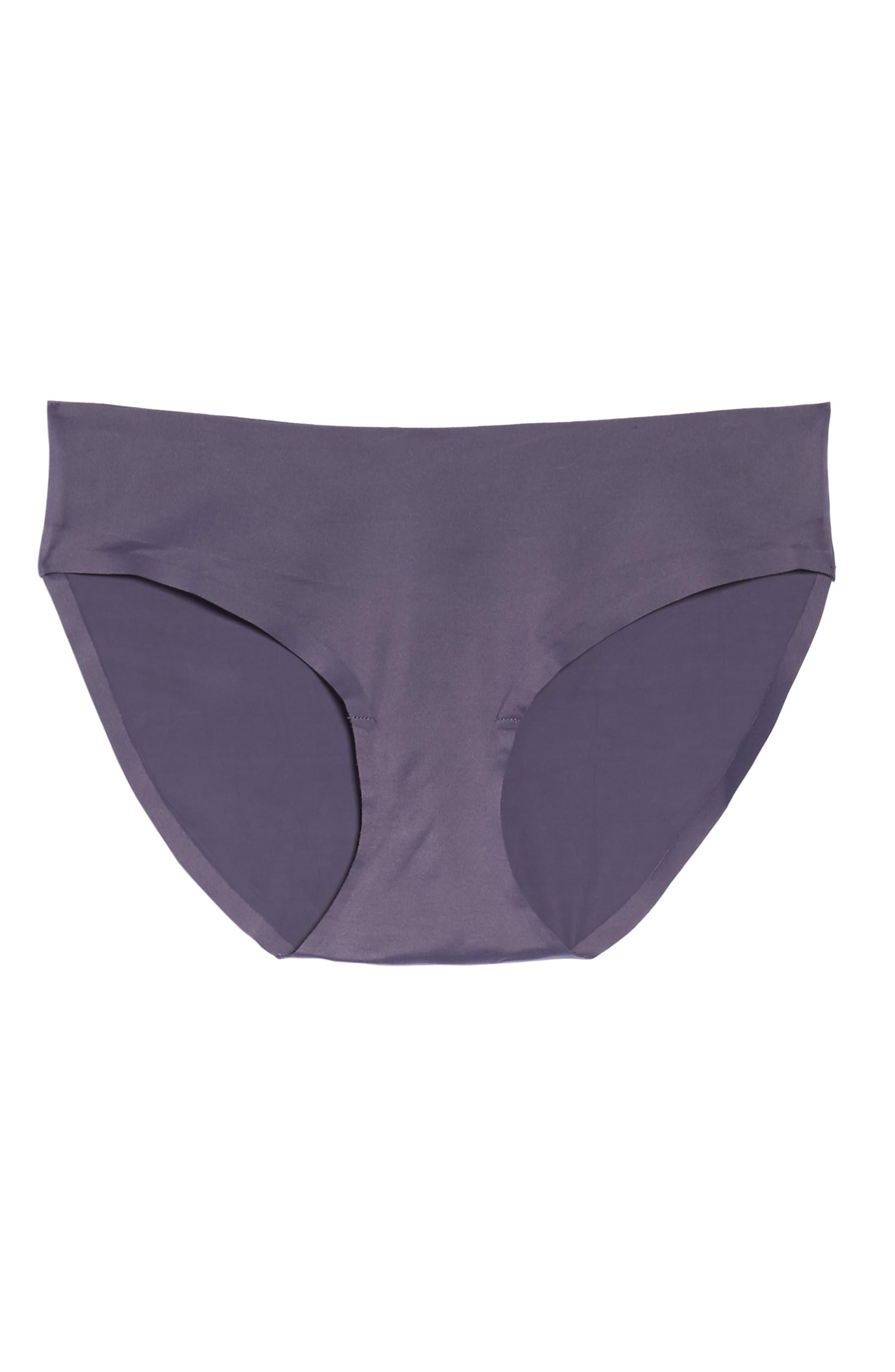 Undie-tectable B'tweenie Panty,                             Alternate thumbnail 5, color,                             Oxidized Purple