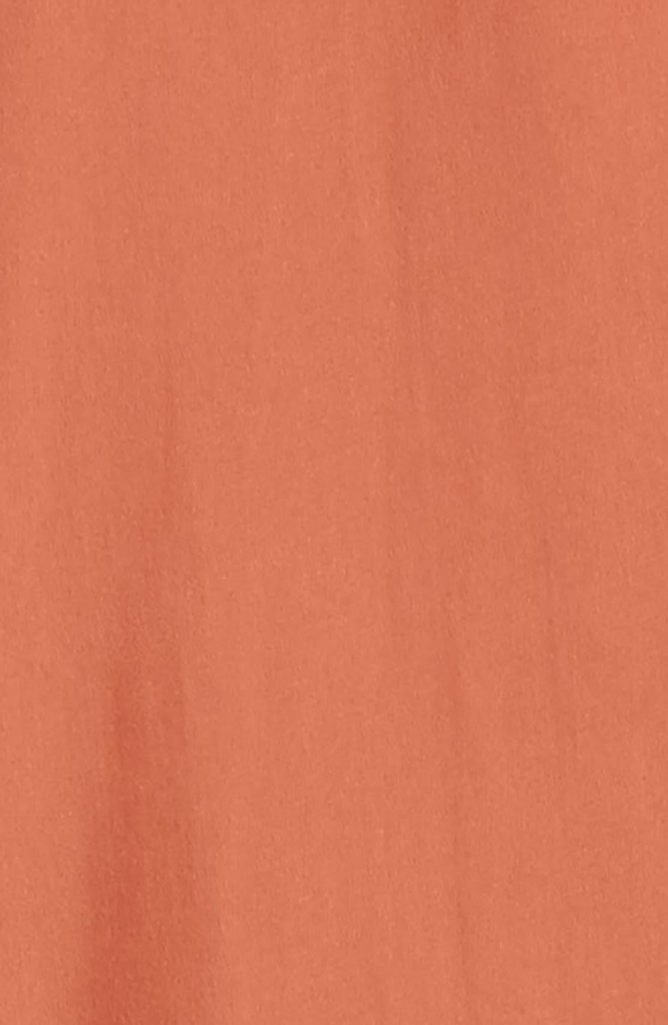 Alternate Image 5  - Zero + Maria Cornejo Drape Drift Dress