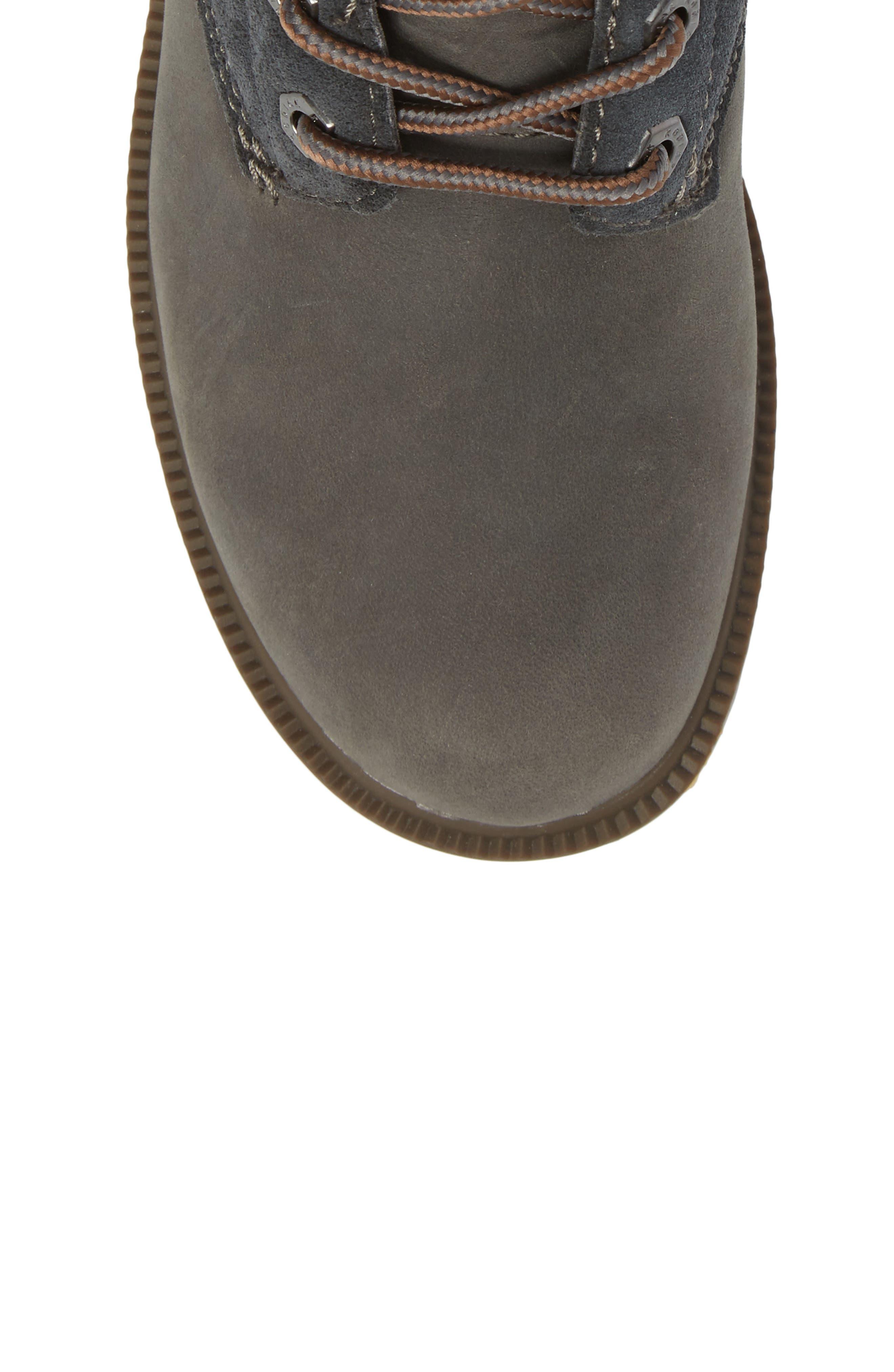 Alternate Image 5  - Kodiak Original Waterproof Fleece Boot (Women)