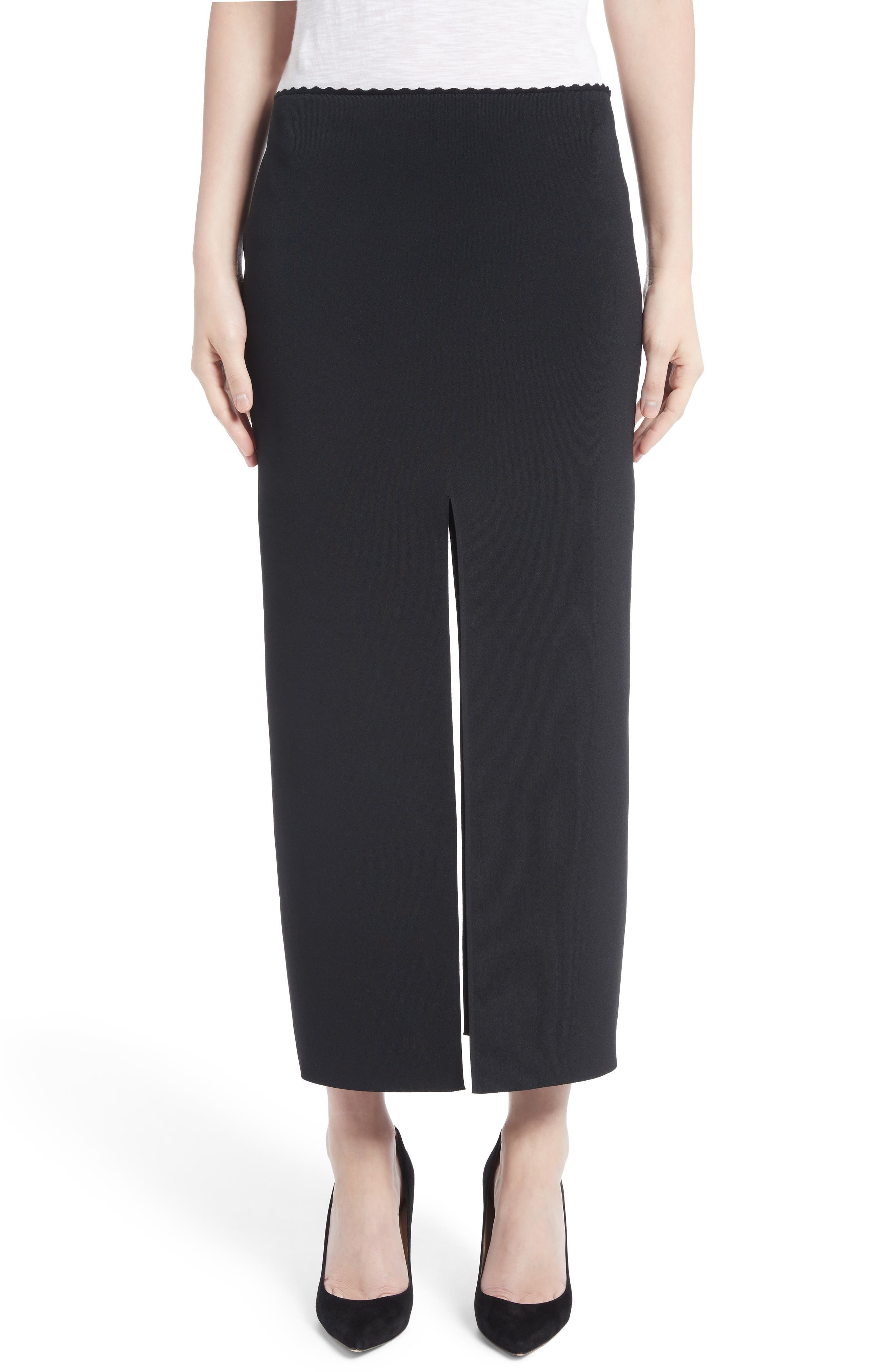 Main Image - Proenza Schouler Knit Pencil Skirt
