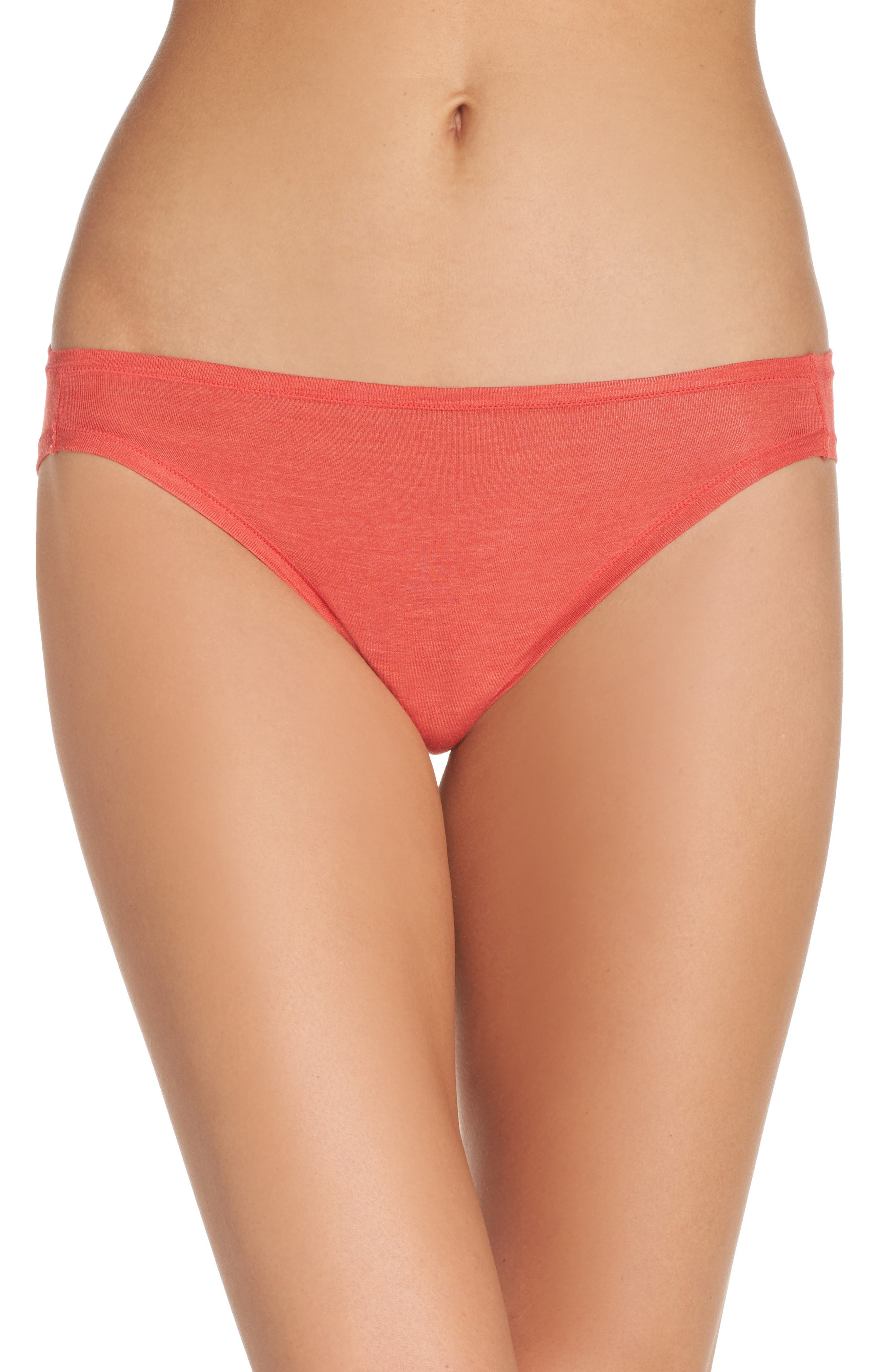 Bliss Essence Bikini,                         Main,                         color, Cherry Red