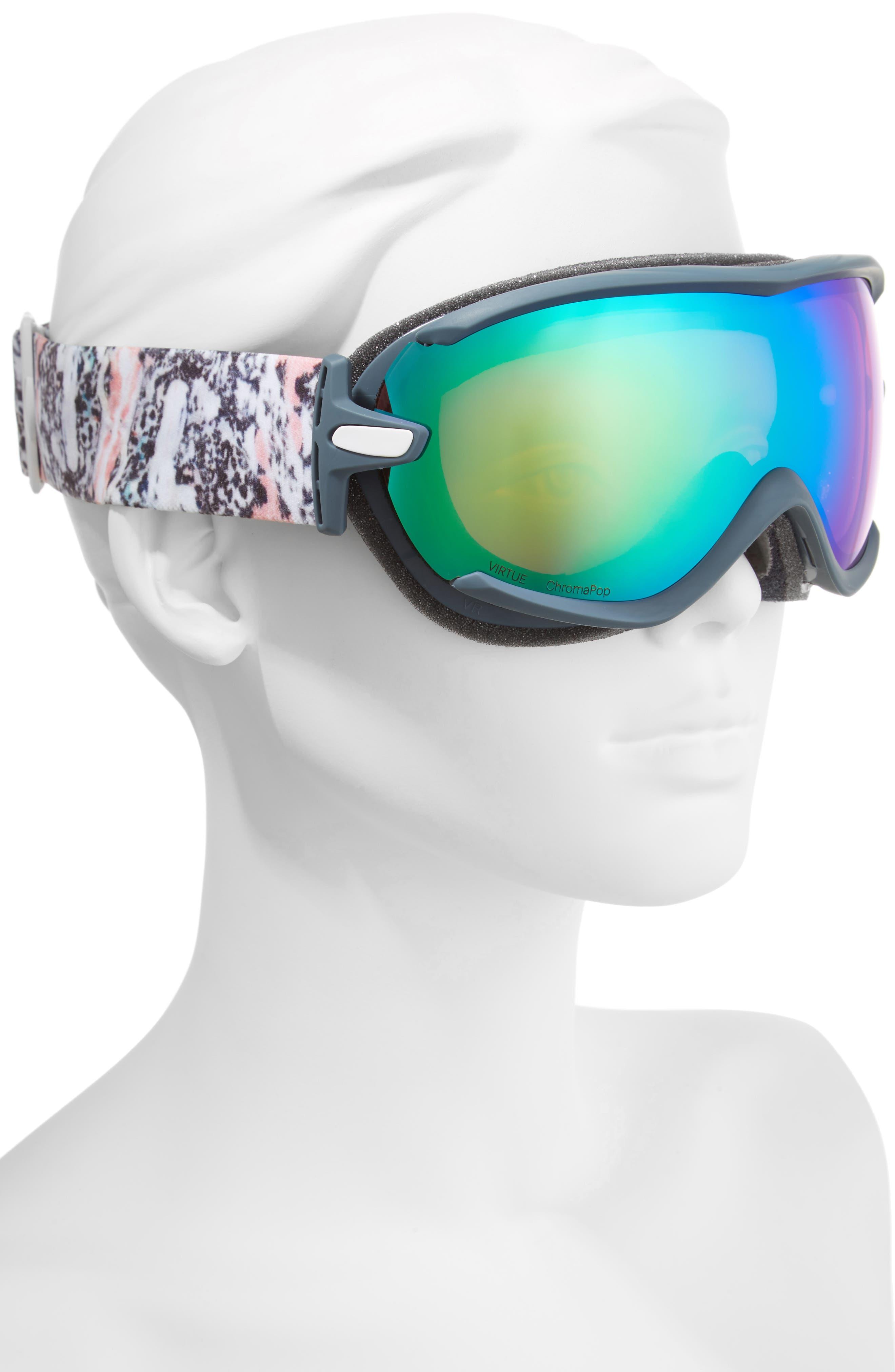 Alternate Image 3  - Smith Virtue Ski/Snow Goggles