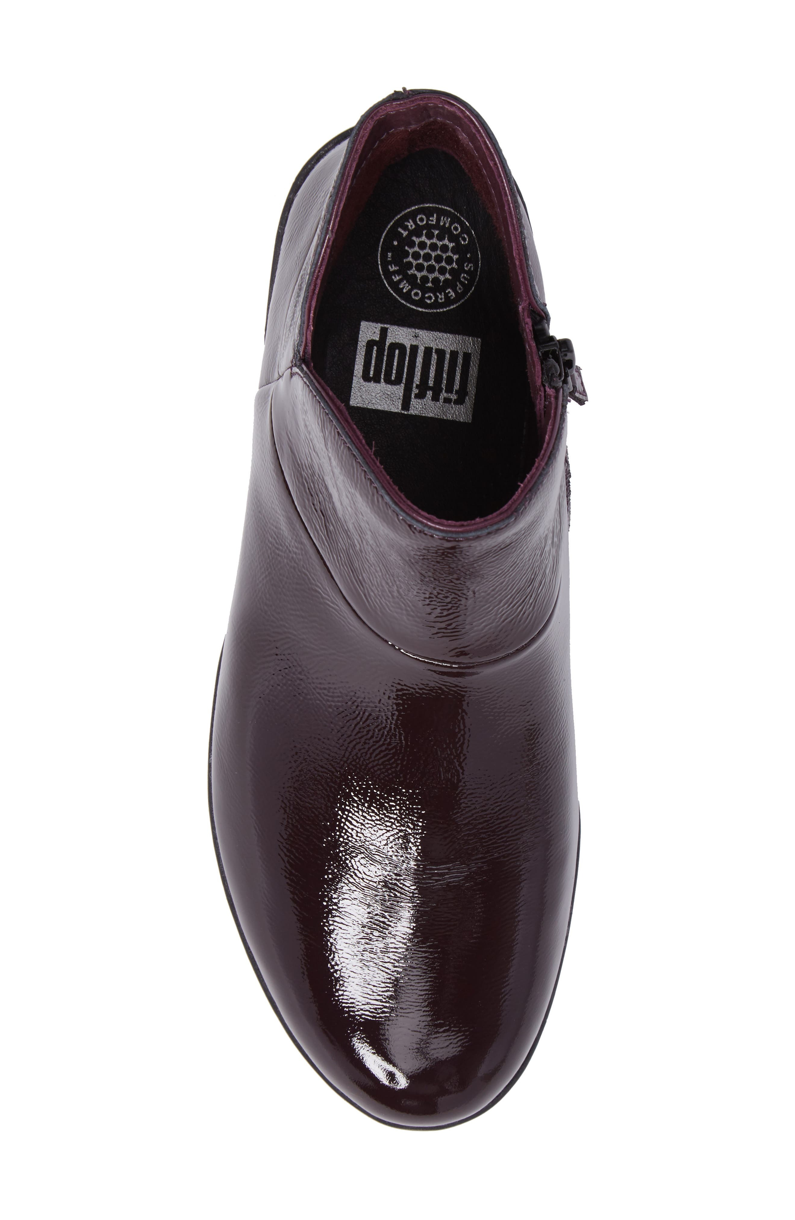 Alternate Image 5  - FitFlop Supermod™ II Ankle Boot (Women)