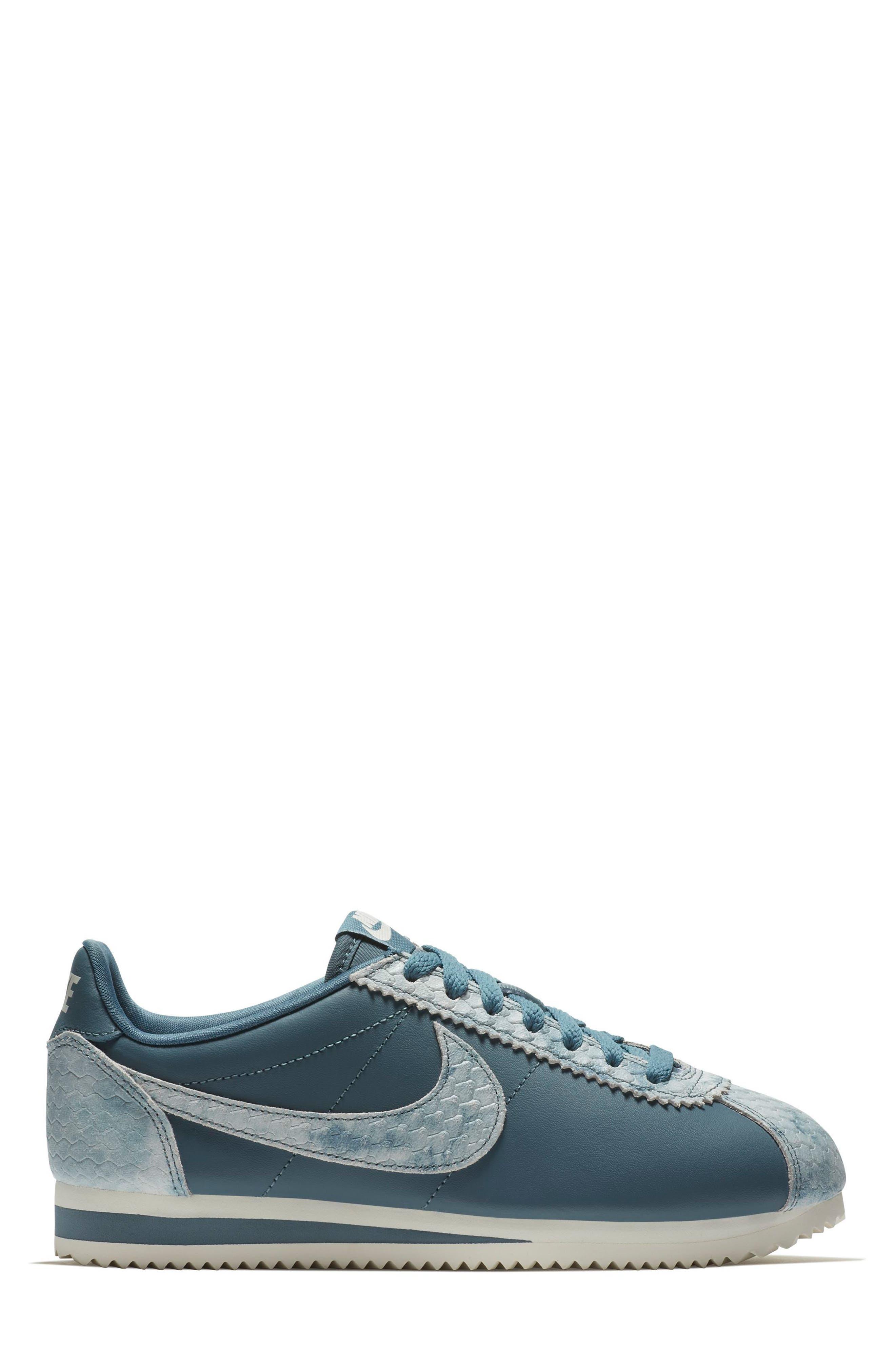 Nike Classic Cortez Premium Sneaker (Women)