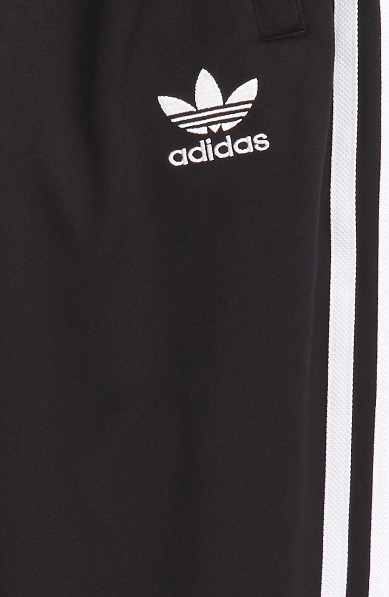 Alternate Image 2  - adidas Originals Superstar Track Pants (Little Boys & Big Boys)