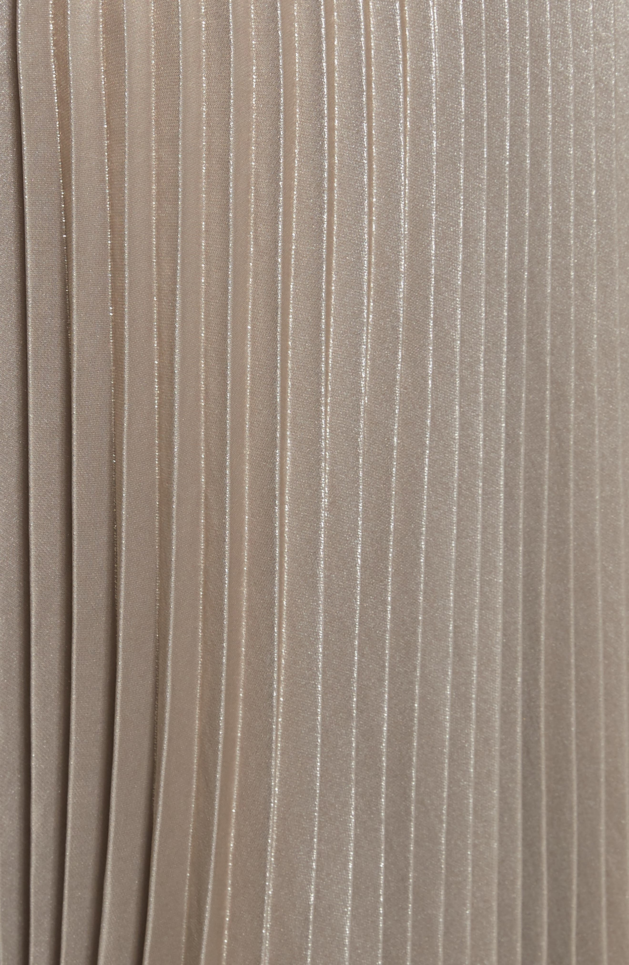 Alternate Image 6  - A.L.C. Kravitz Pleated Midi Dress