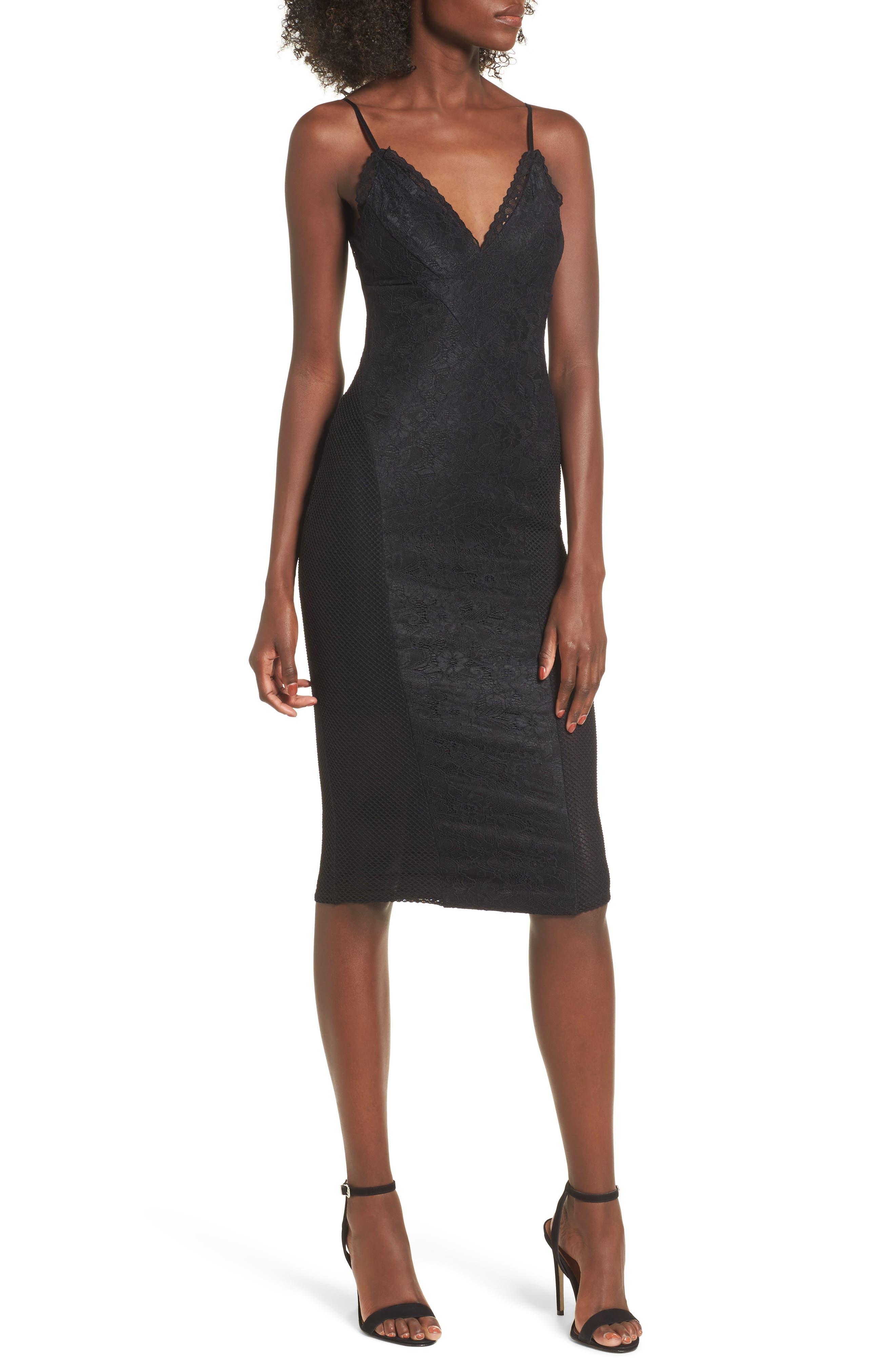 AFRM Maddox Lace Body-Con Dress