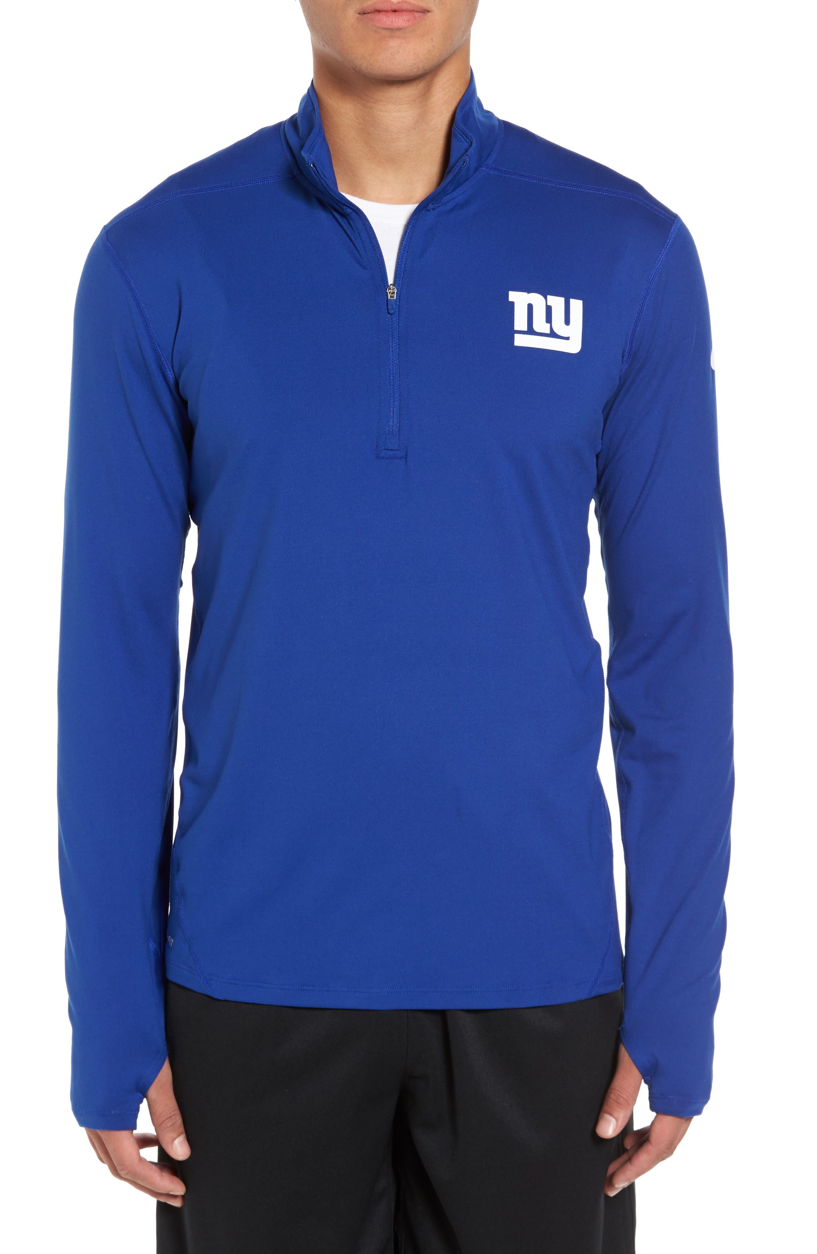 Nike NFL Team Element Quarter Zip Pullover