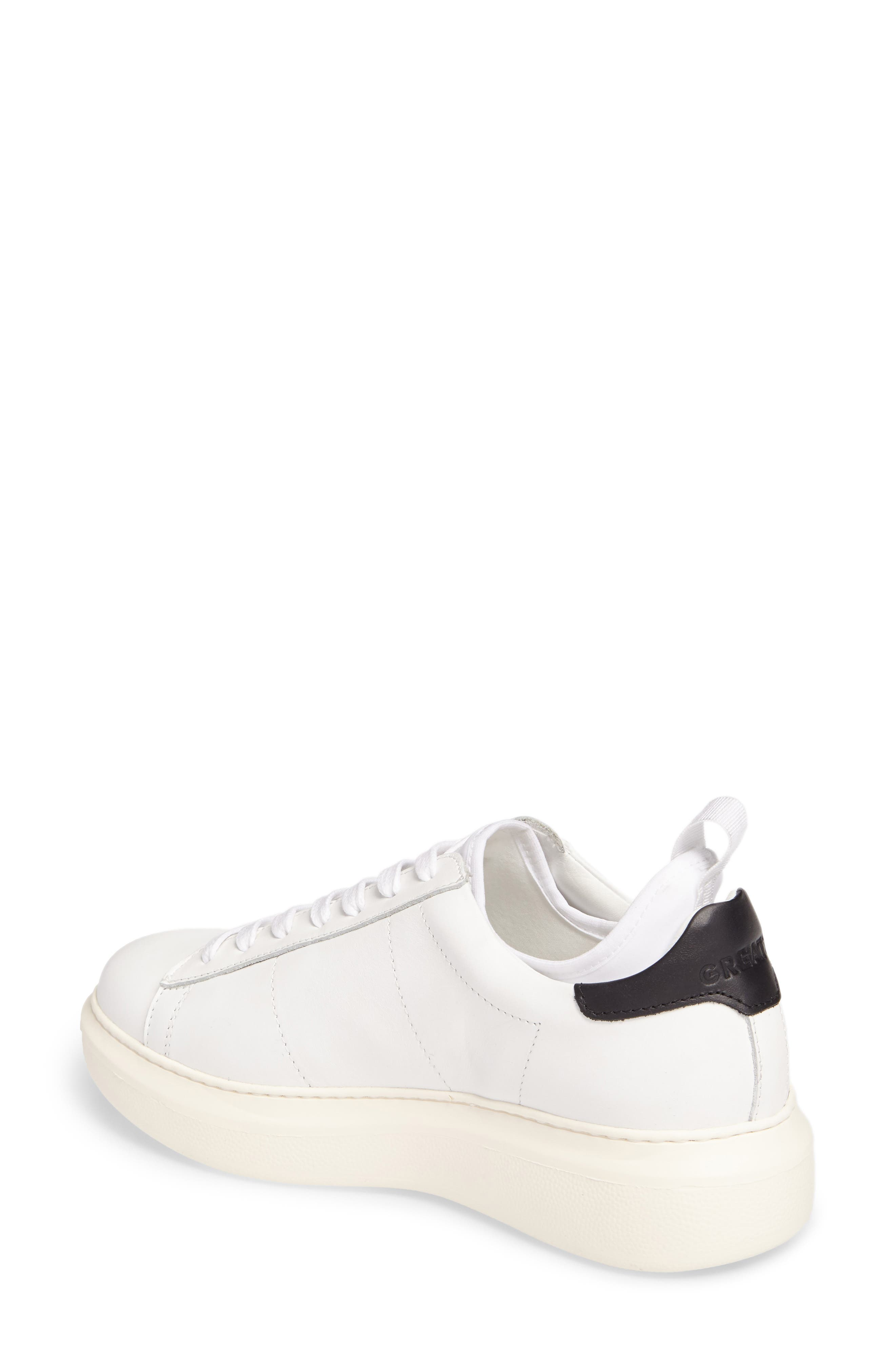 Alternate Image 2  - Greats Alta Low Top Sneaker (Women)