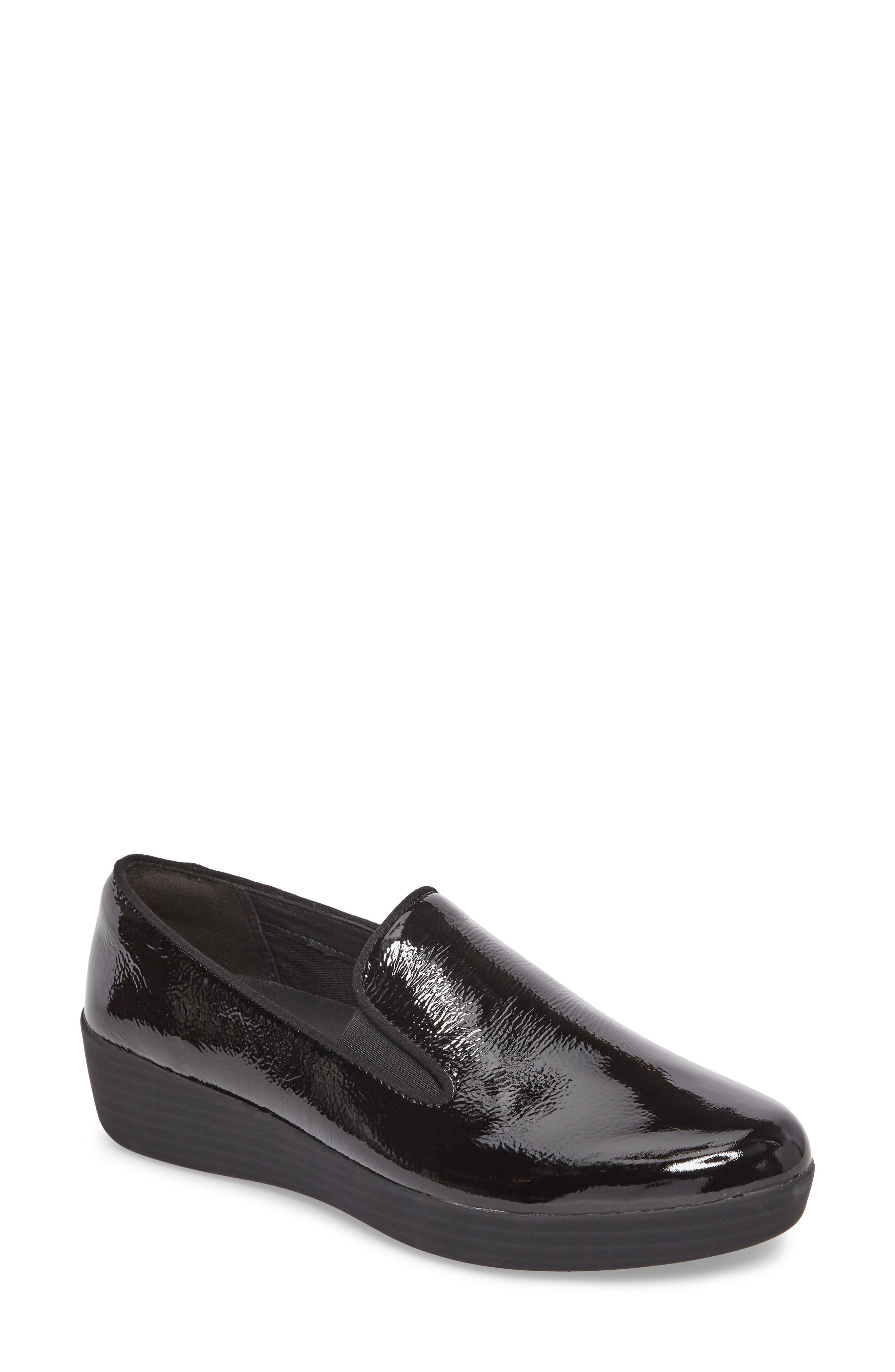 SuperSkate<sup>™</sup> Loafer,                         Main,                         color, Black