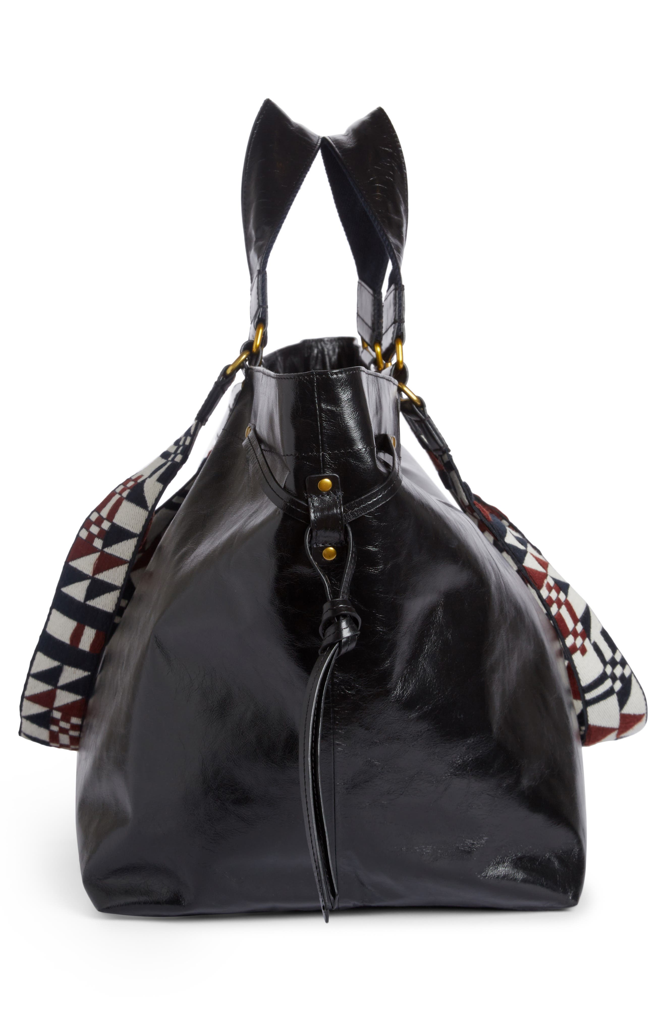 Alternate Image 3  - Isabel Marant Small Bagya Leather Tote