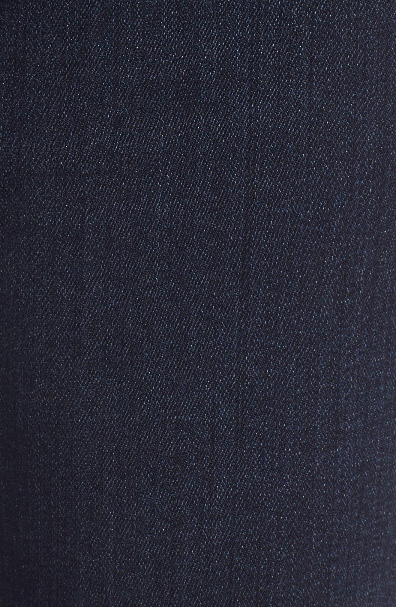Alternate Image 6  - PAIGE Transcend - Verdugo Ultra Skinny Jeans (Hazen)