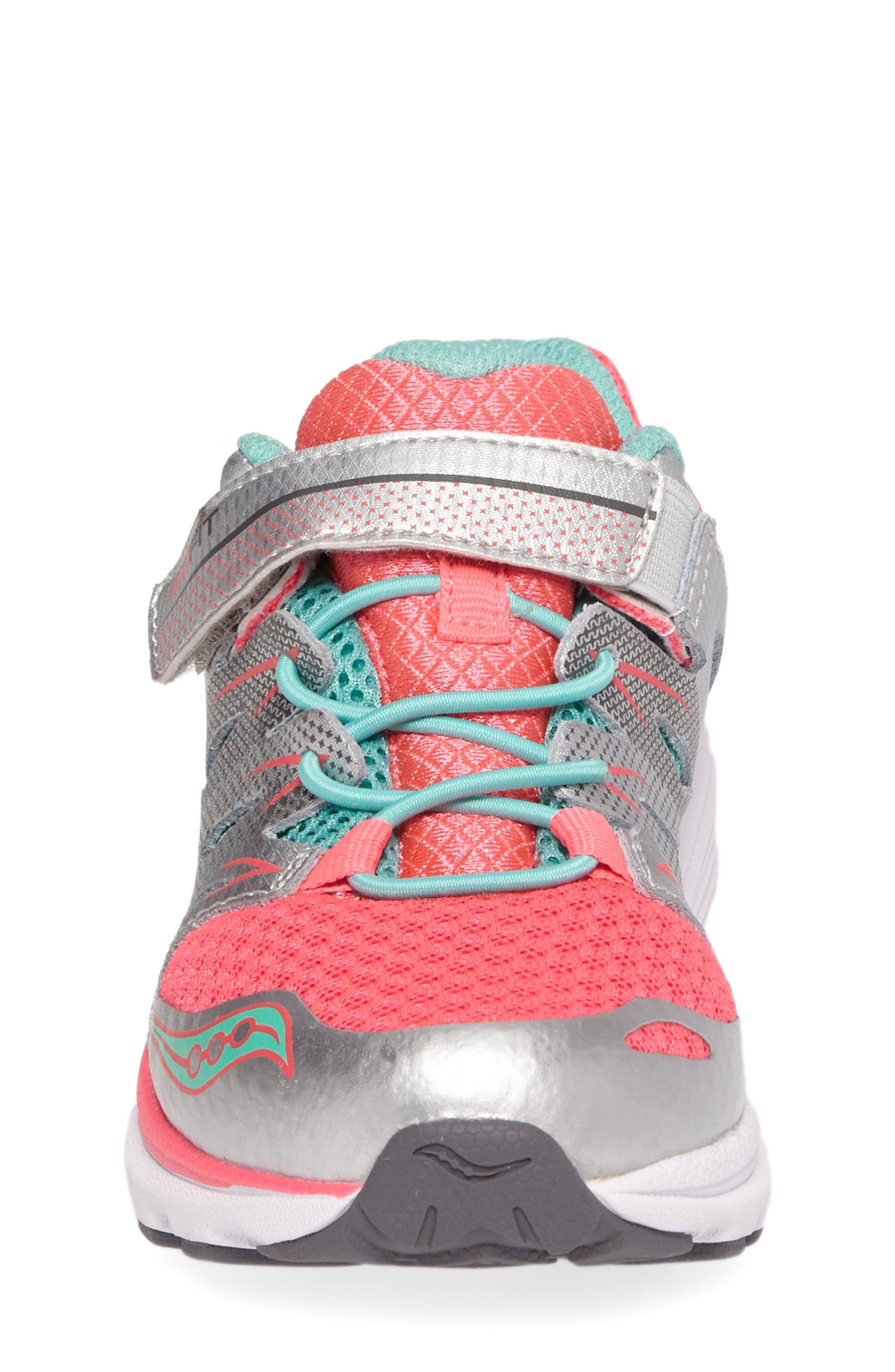 Alternate Image 4  - Saucony Zealot 2 A/C Sneaker (Toddler & Little Kid)