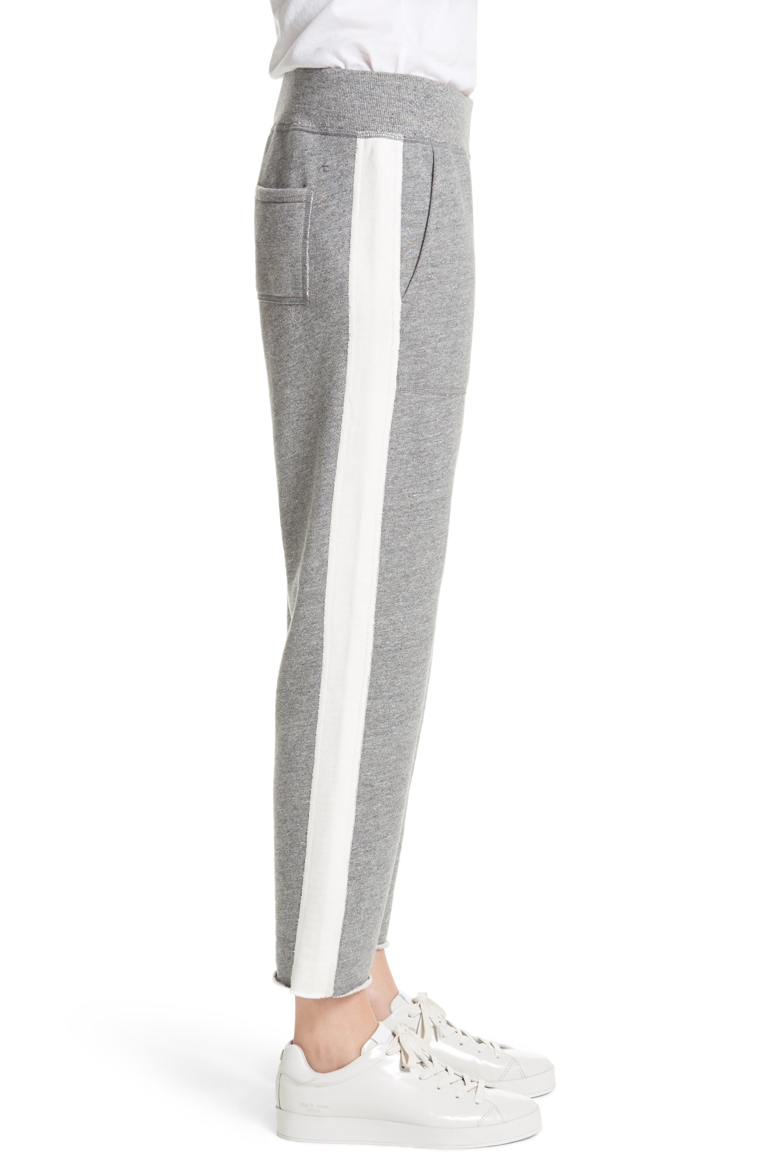 Alternate Image 3  - rag & bone/JEAN Scout Crop Pants