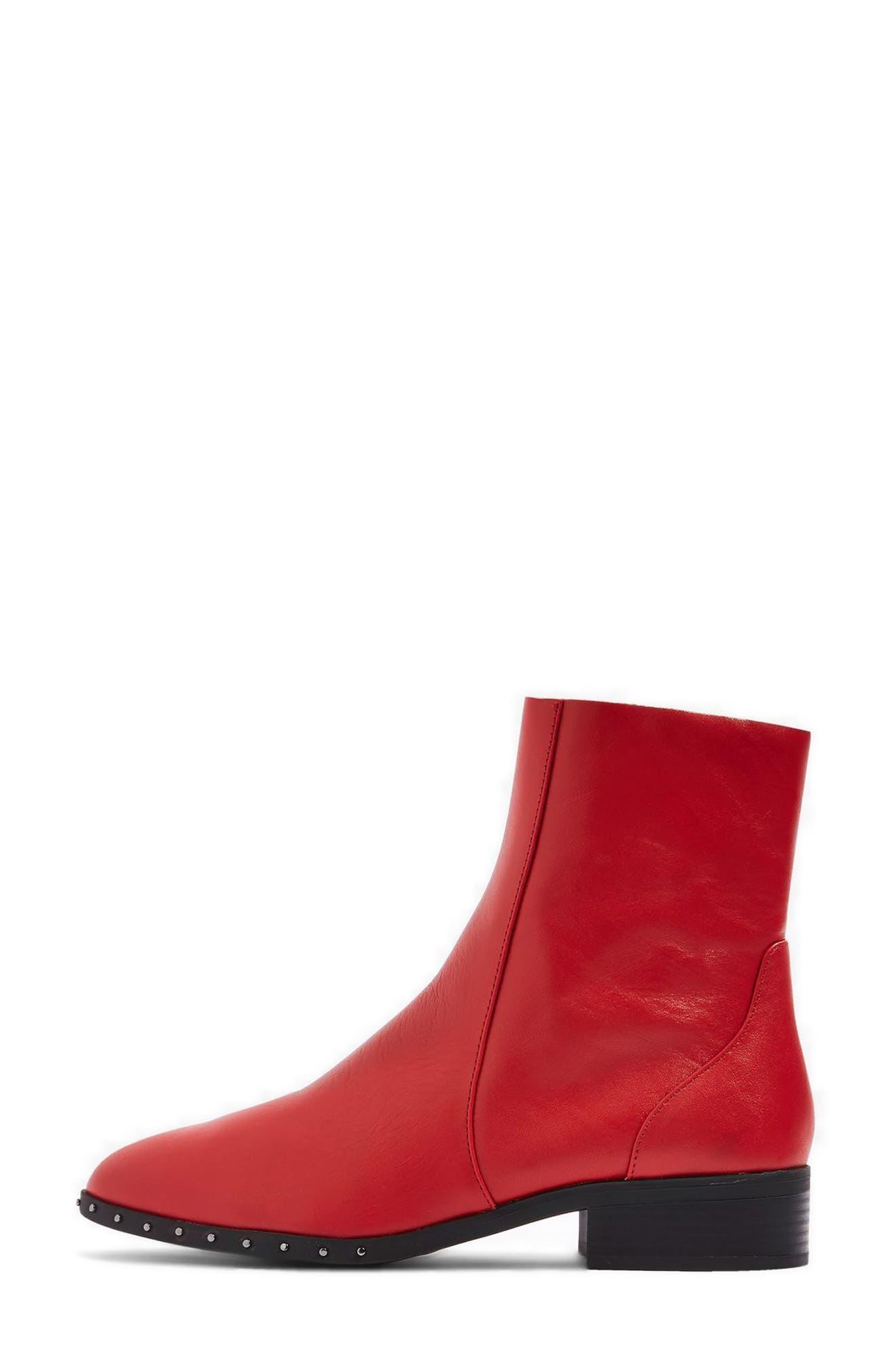 Alternate Image 2  - Topshop Kash Sock Boot (Women)
