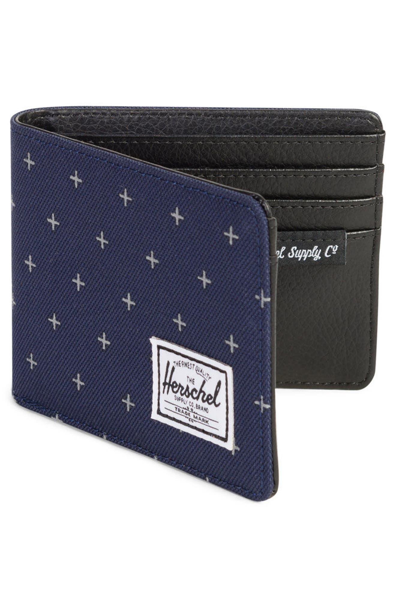 Alternate Image 3  - Herschel Supply Co. Hank RFID Bifold Wallet