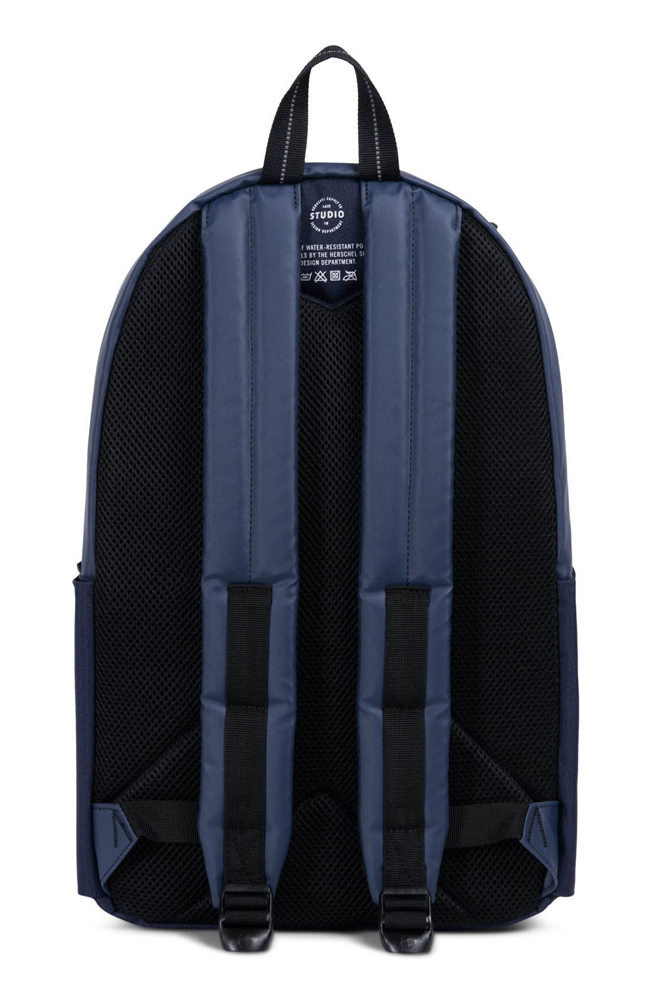 Parker Studio Collection Backpack,                             Alternate thumbnail 2, color,                             Peacoat/ Black